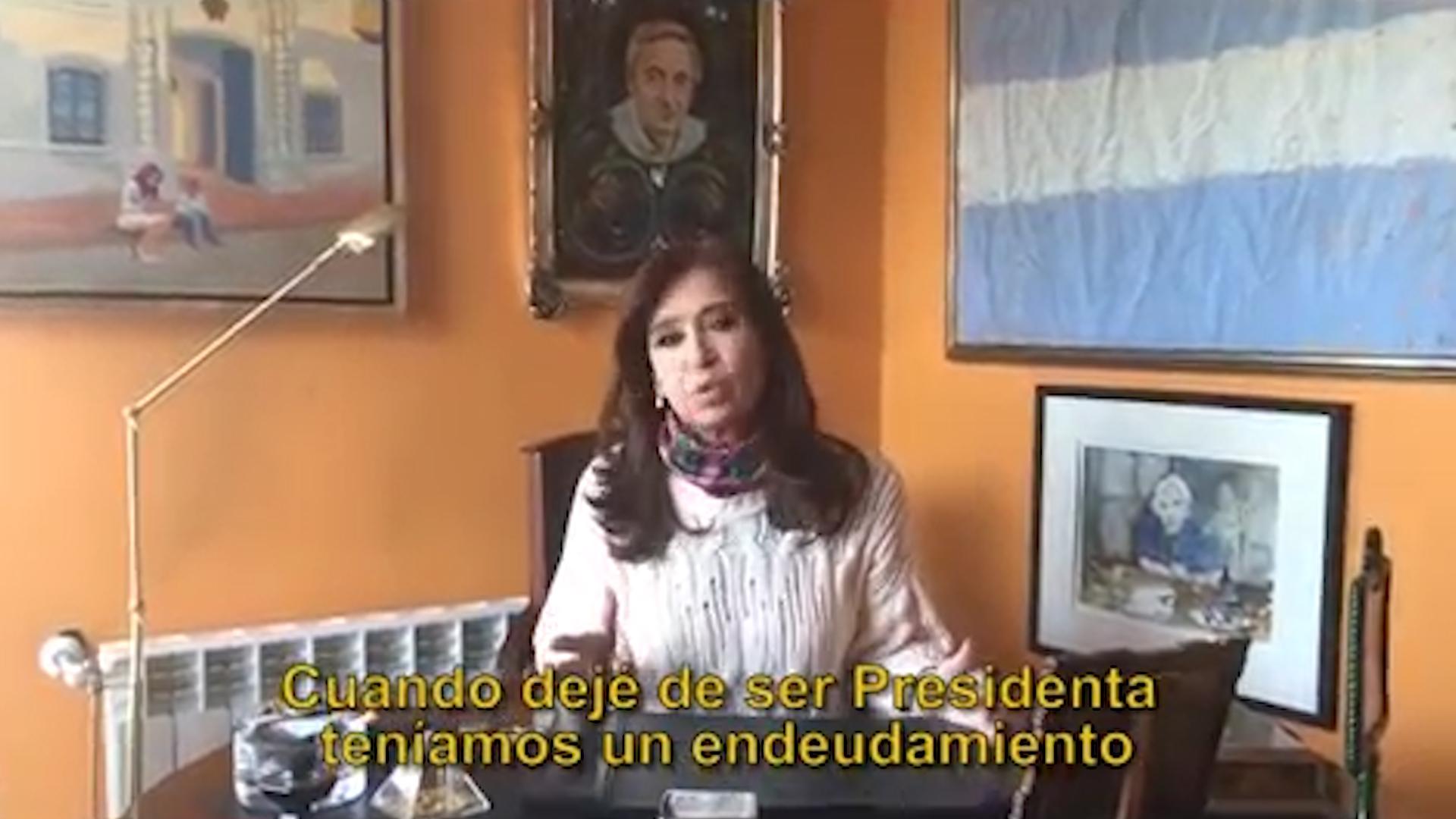 CFK Calafate 22