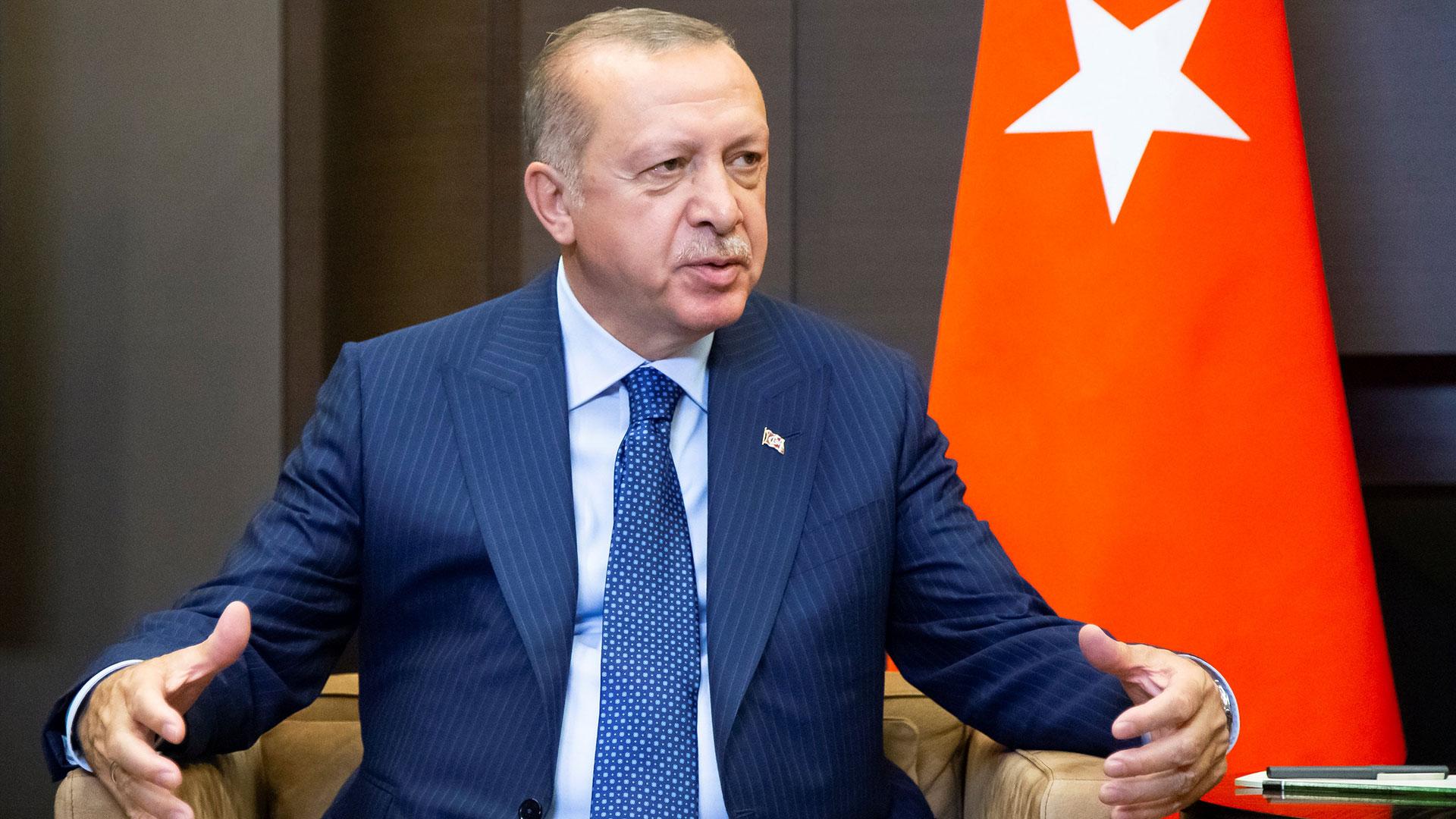 Resultado de imagen para Recep Tayyip Erdoğan infobae