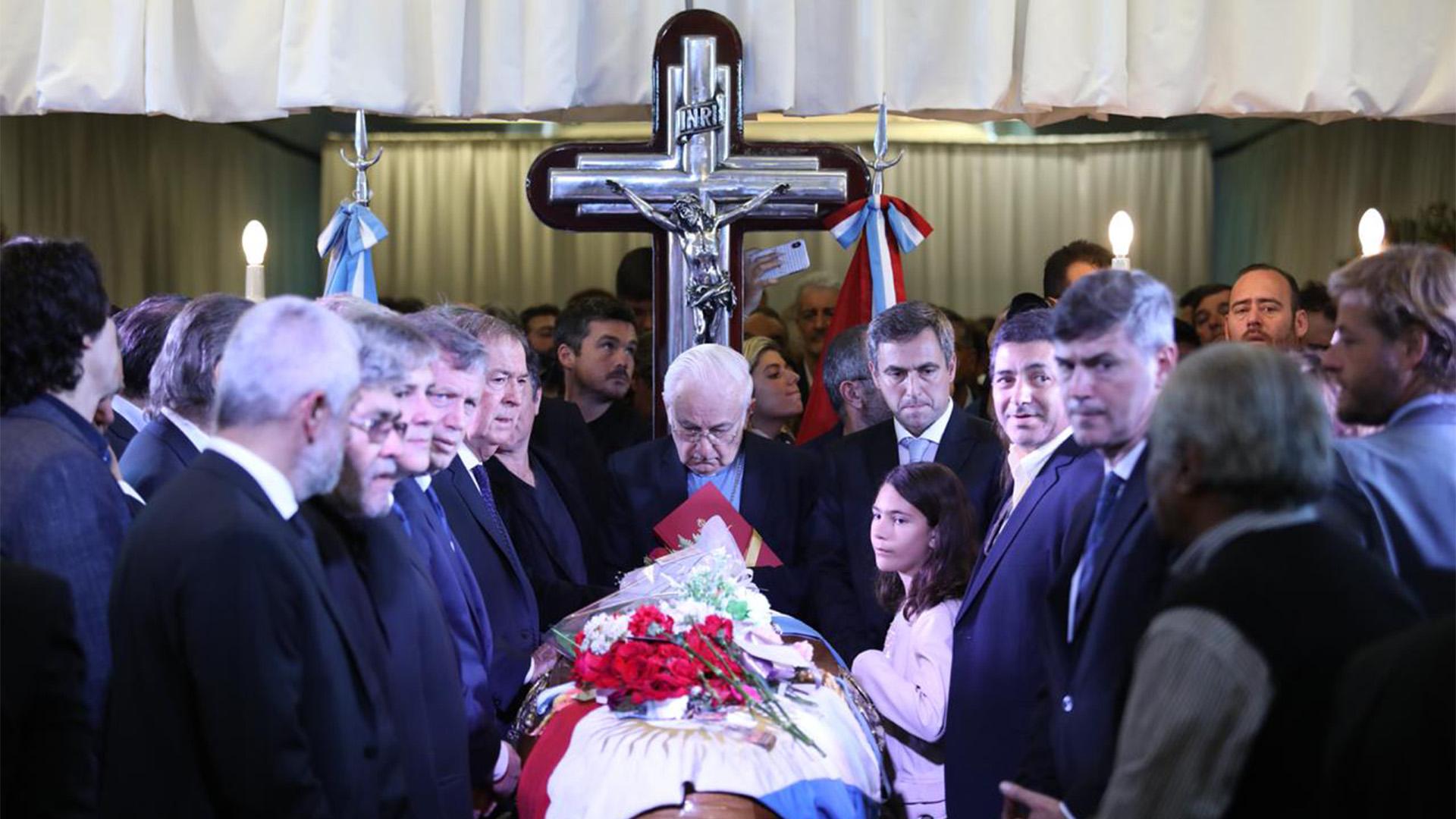 Monseñor Carlos Ñáñez presidió la ceremonia religiosa