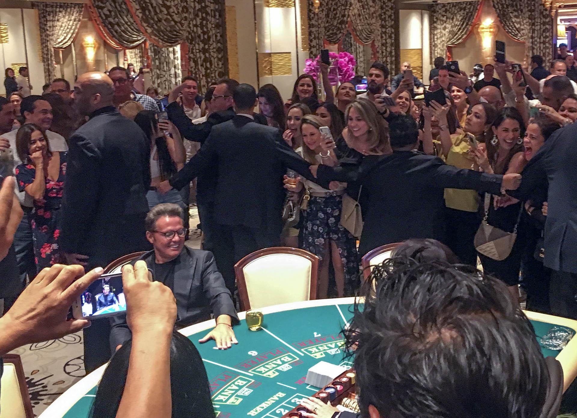 Luis Miguel Las Vegas