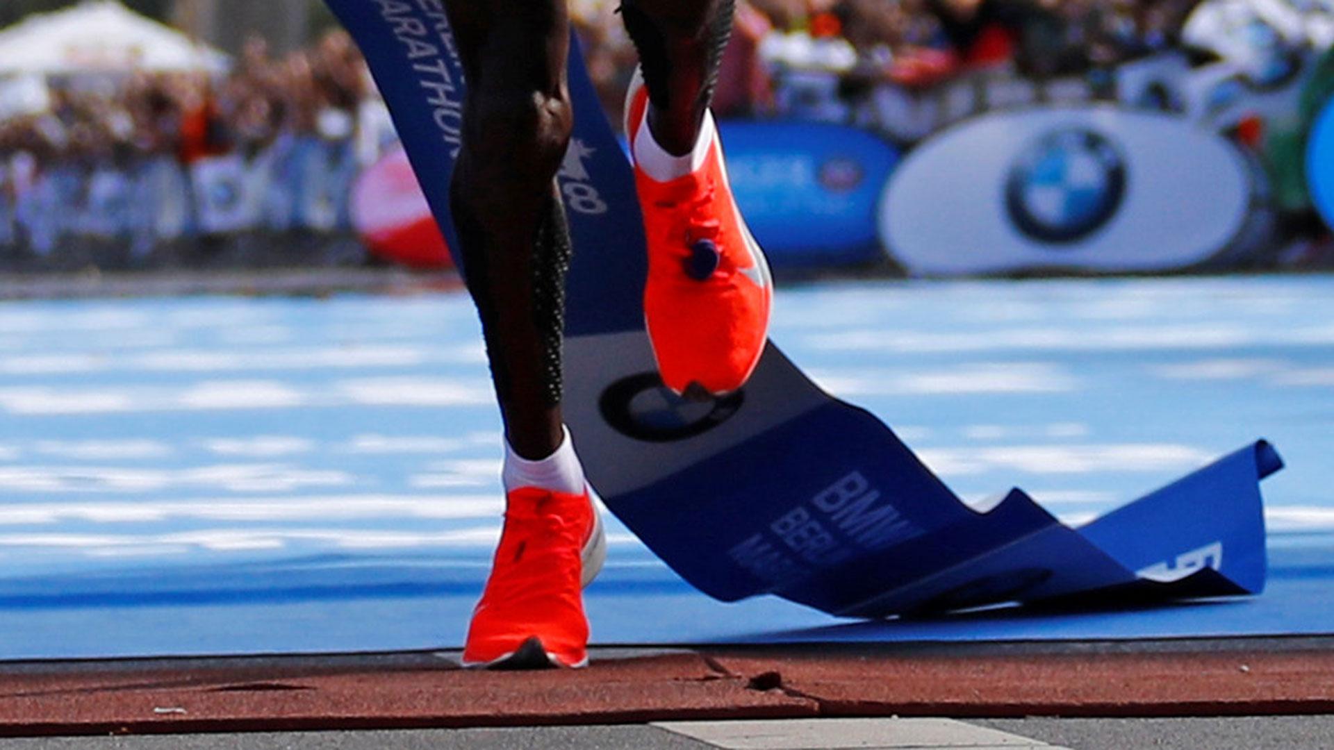 Así son las zapatillas que permiten ser más rápidos a los