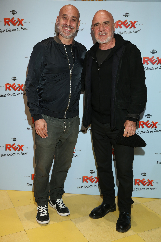 Diego D´Alvia y Marcelo Suárez, los responsables de Rex Buenos Aires y Punta del Este