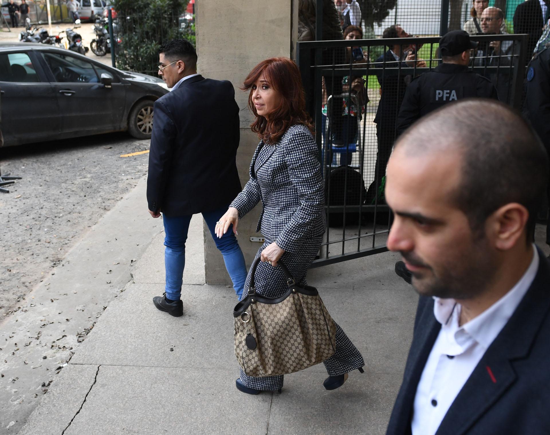 Cristina Kirchner deberá volver a Comodoro Py (Maximiliano Luna)
