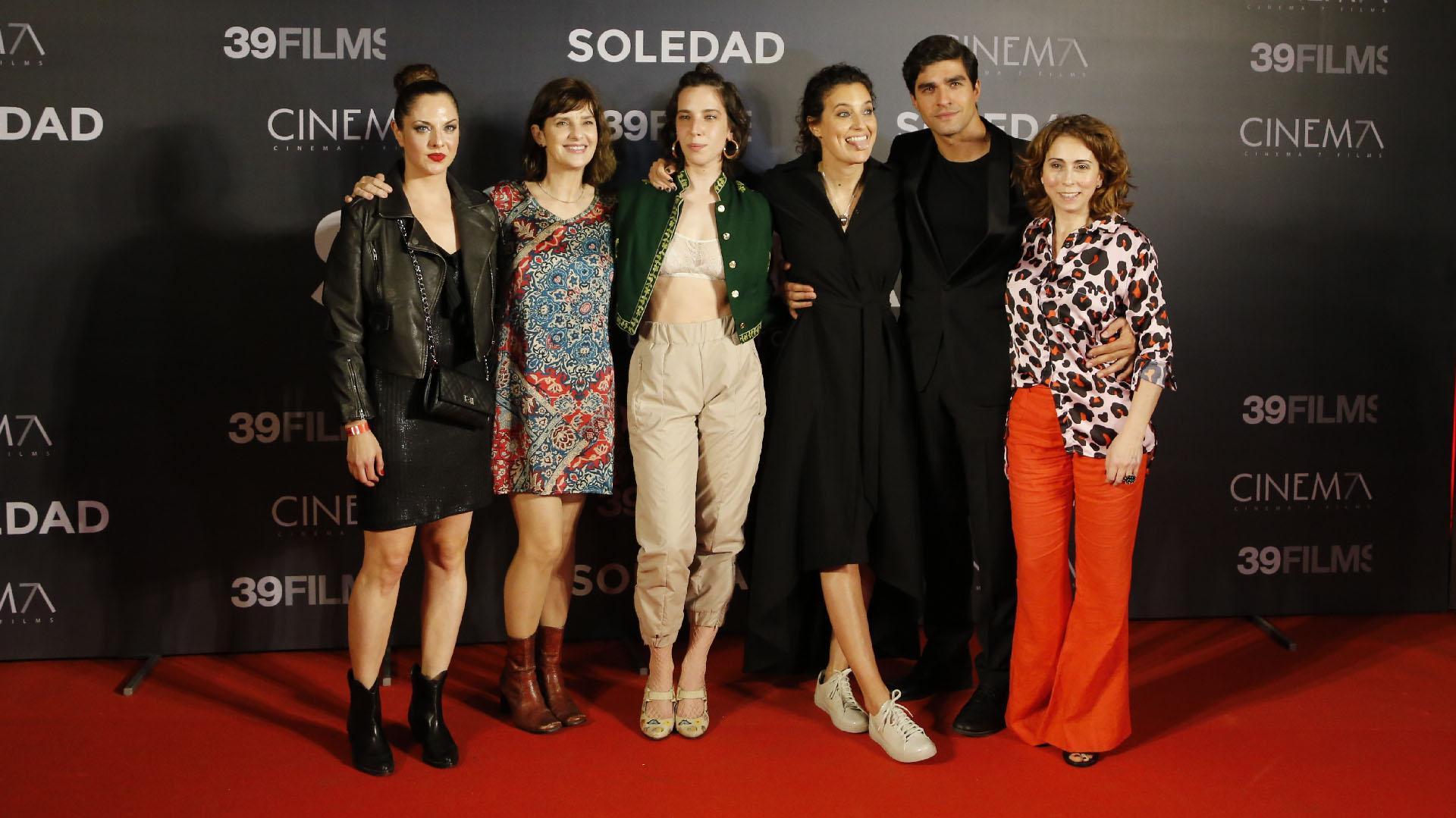 Interrumpen el estreno de la película de la hija de Macri