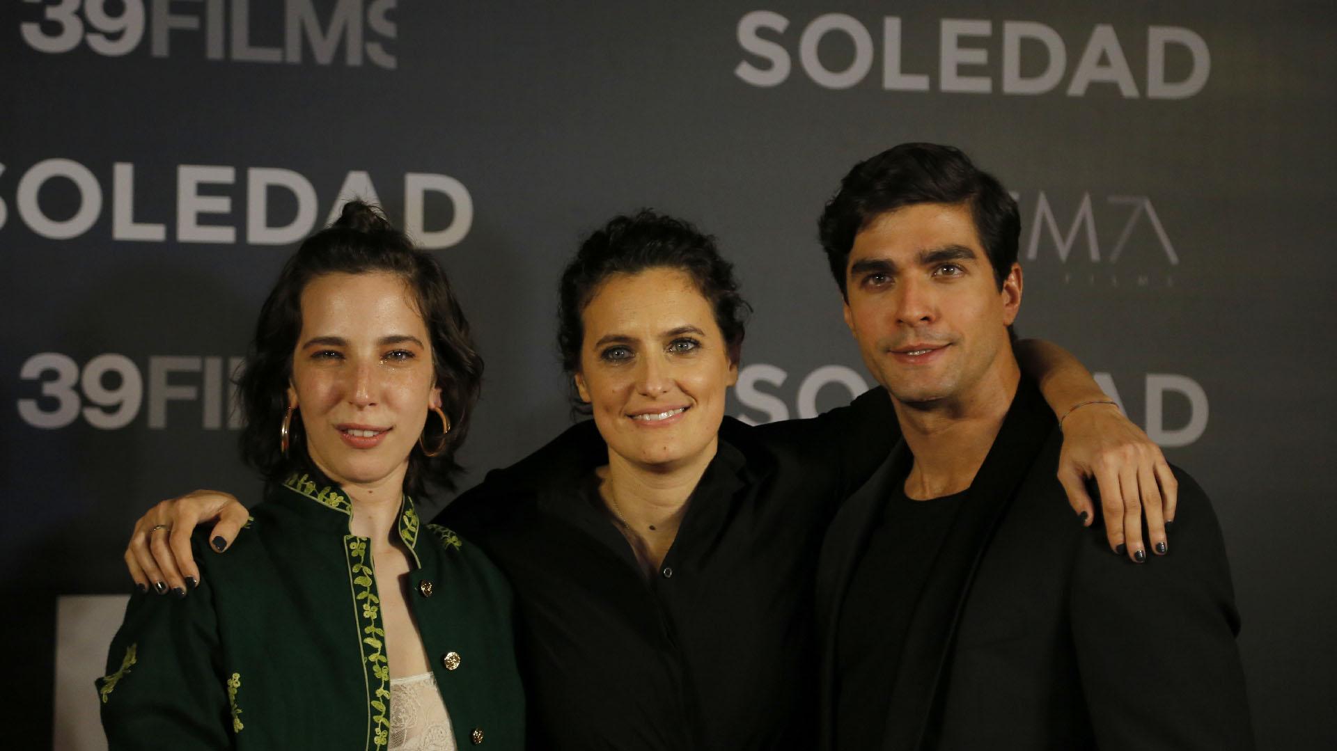 """Agustina Macri, la directora de """"Soledad"""", una película basada en un caso real e inspirada en el libro de Martín Caparrós, """"Amor y Anarquía"""""""