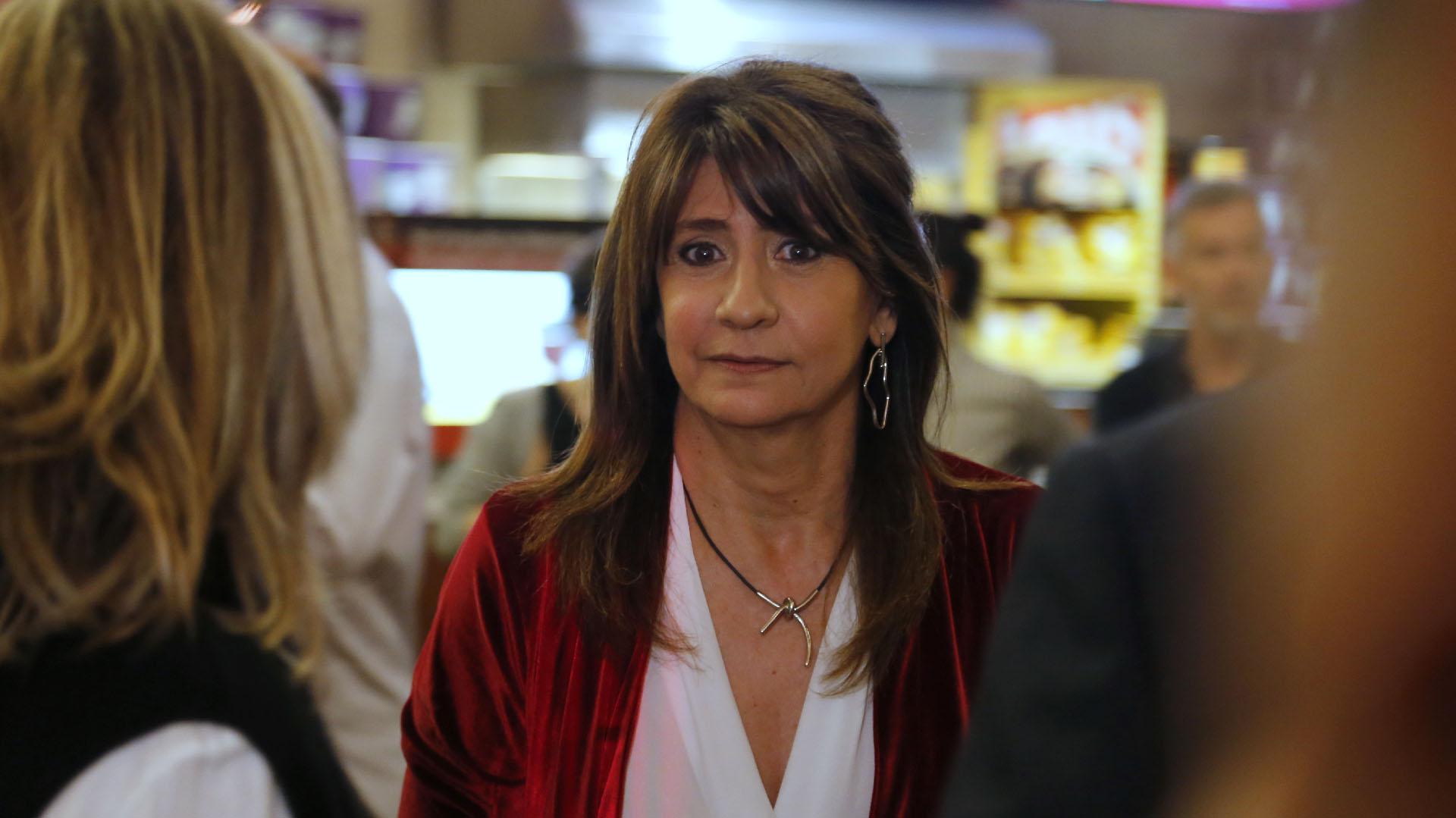 Agustina Macri es la hija mayor de Mauricio Macri, fruto del primer matrimonio del presidente con Ivonne Bordeu (foto)