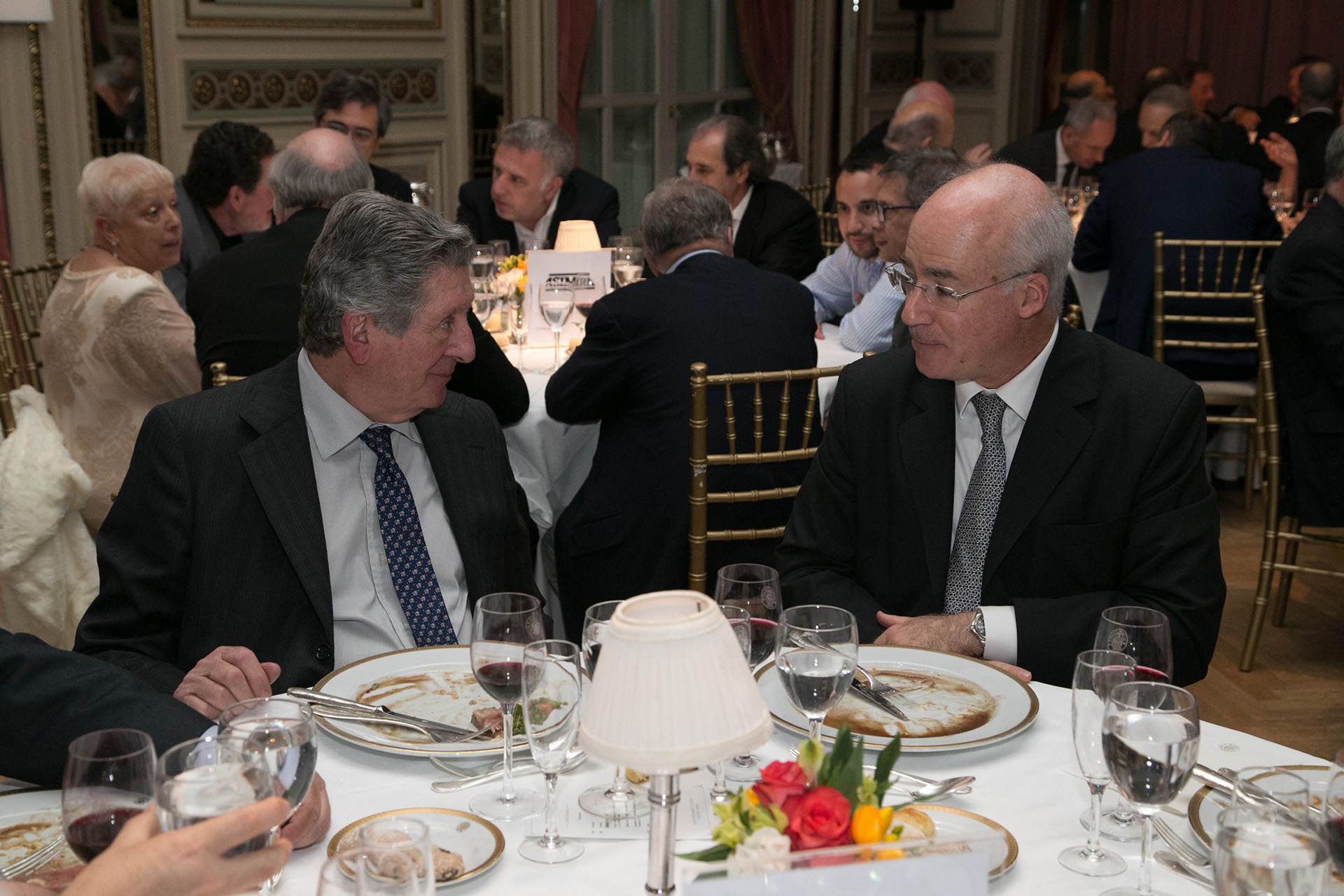 José Claudio Escribano y Juan Vaquer