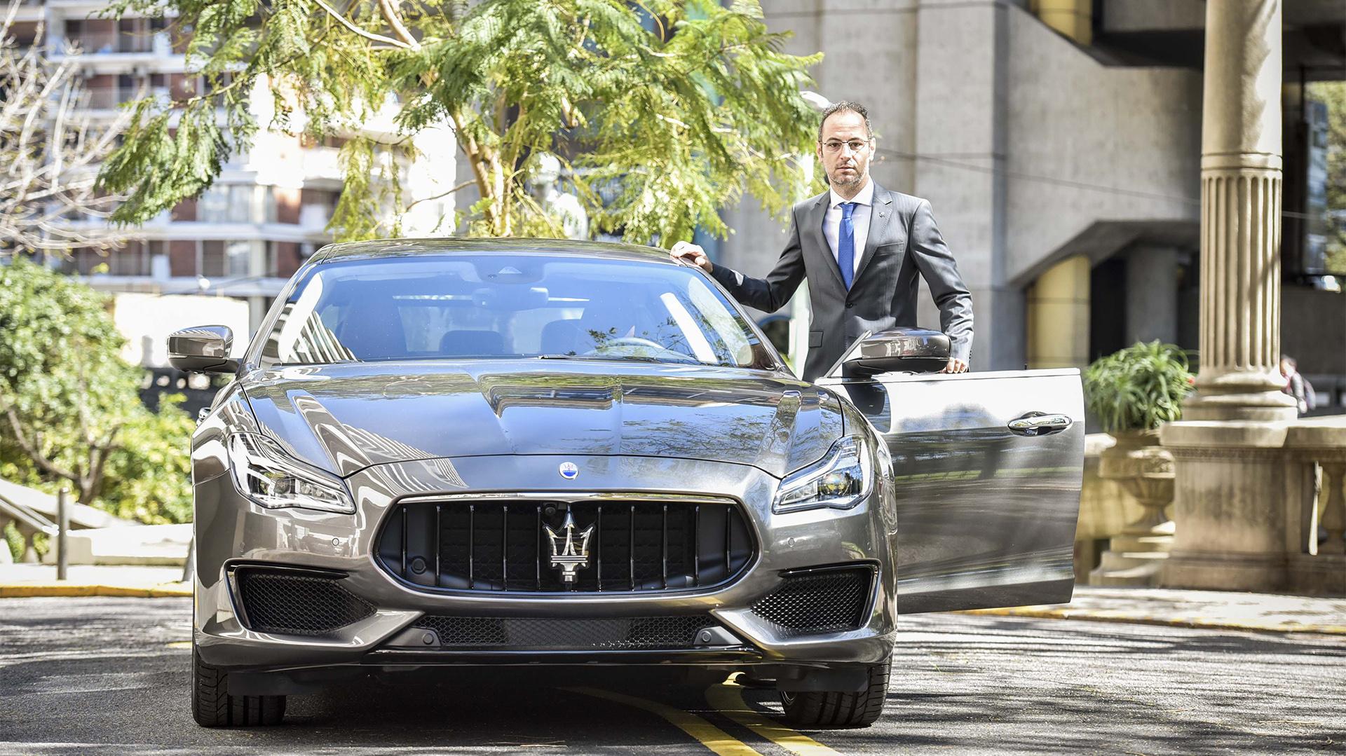 Maserati se tiene fe: relanza la marca y espera vender 40 autos súper  premium este año por USD 8 millones - Infobae