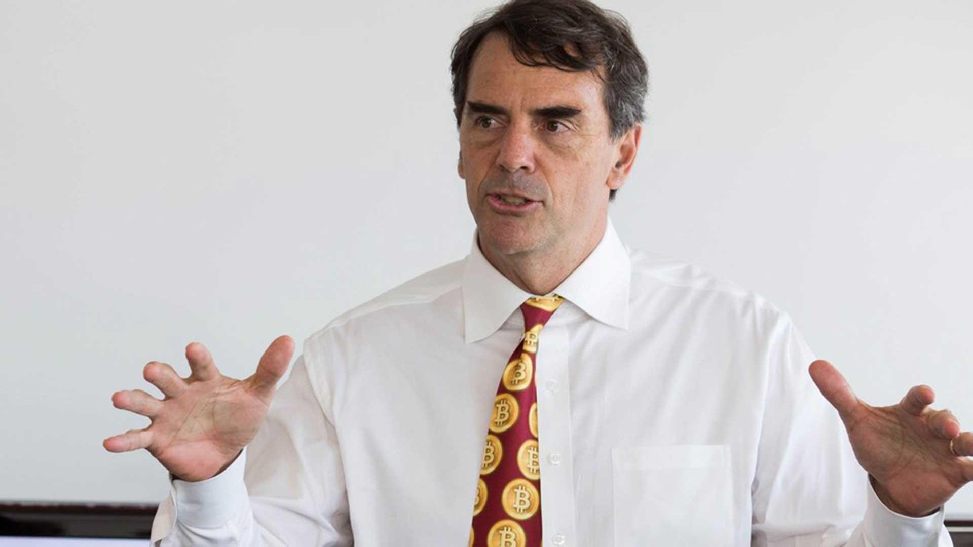 Tim Draper, fundador de la Draper Venture Network