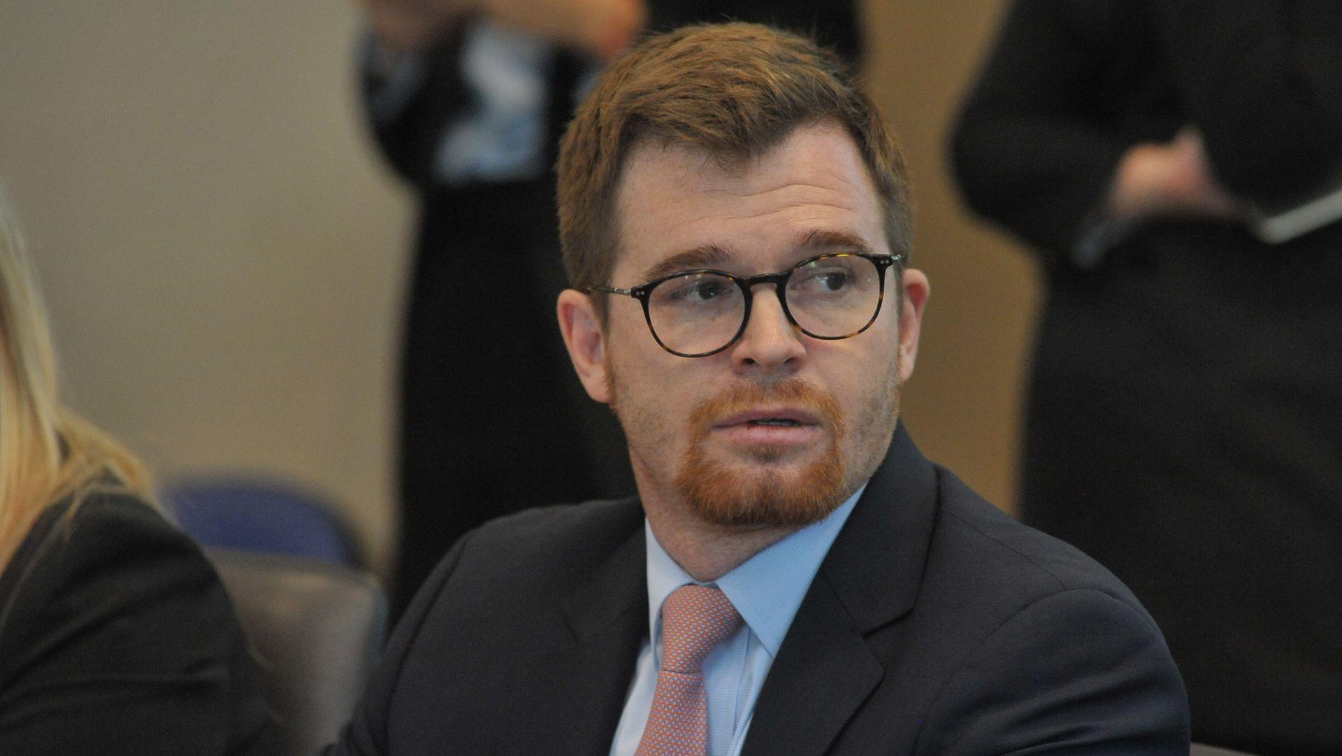 El jefe de los diputados del PRO, Nicolás Massot