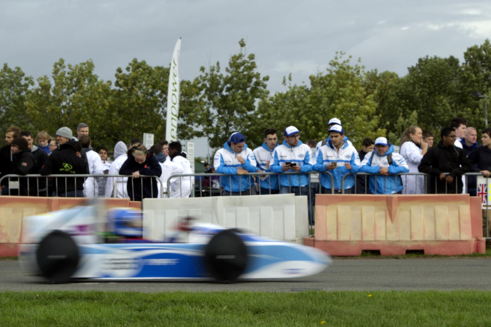 El equipo argentino también se llevó el premio al mejor equipo debutante en la competencia.