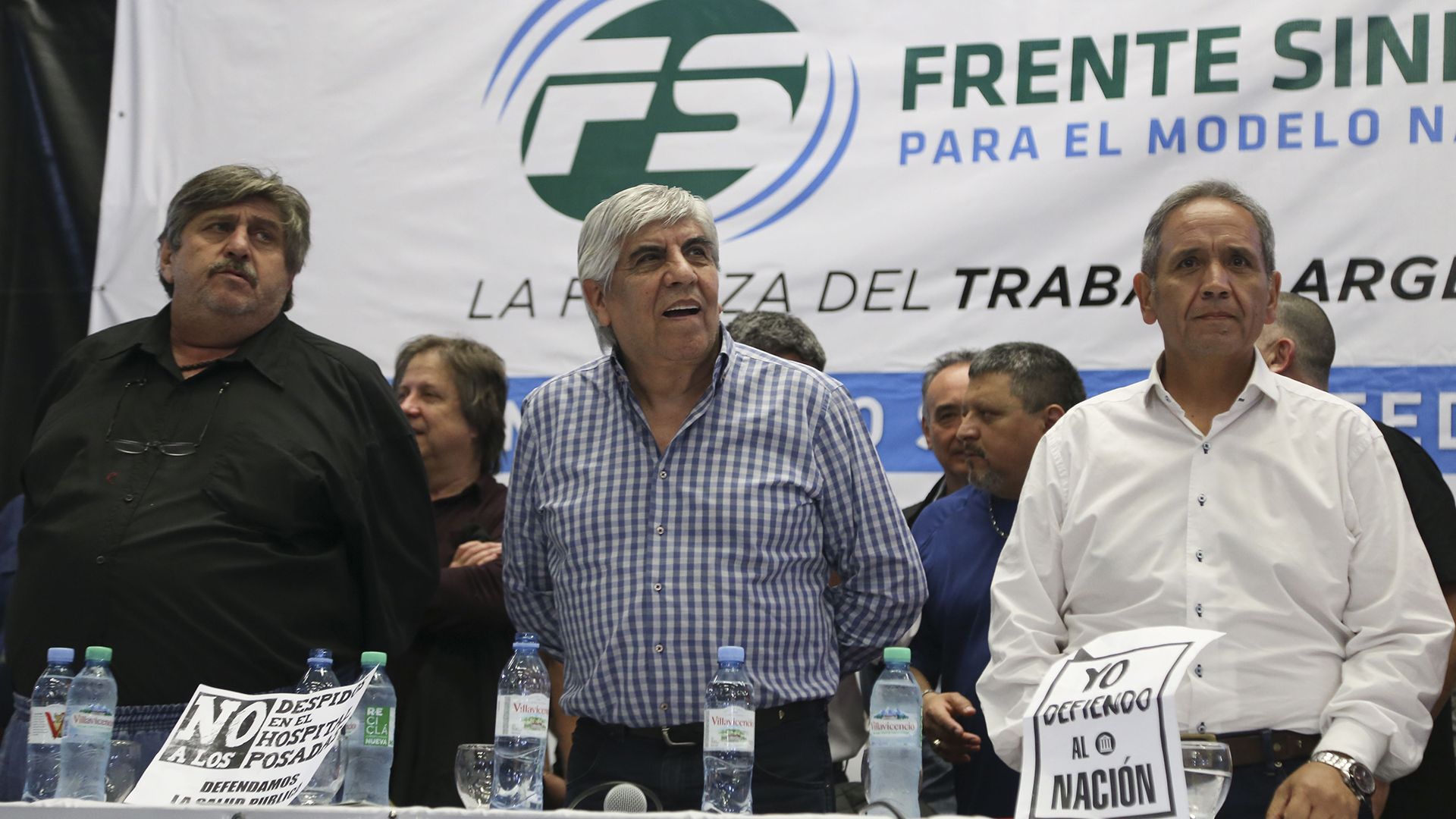 En el PJ esperan que todos los sectores sindicales estén representados en el Congreso