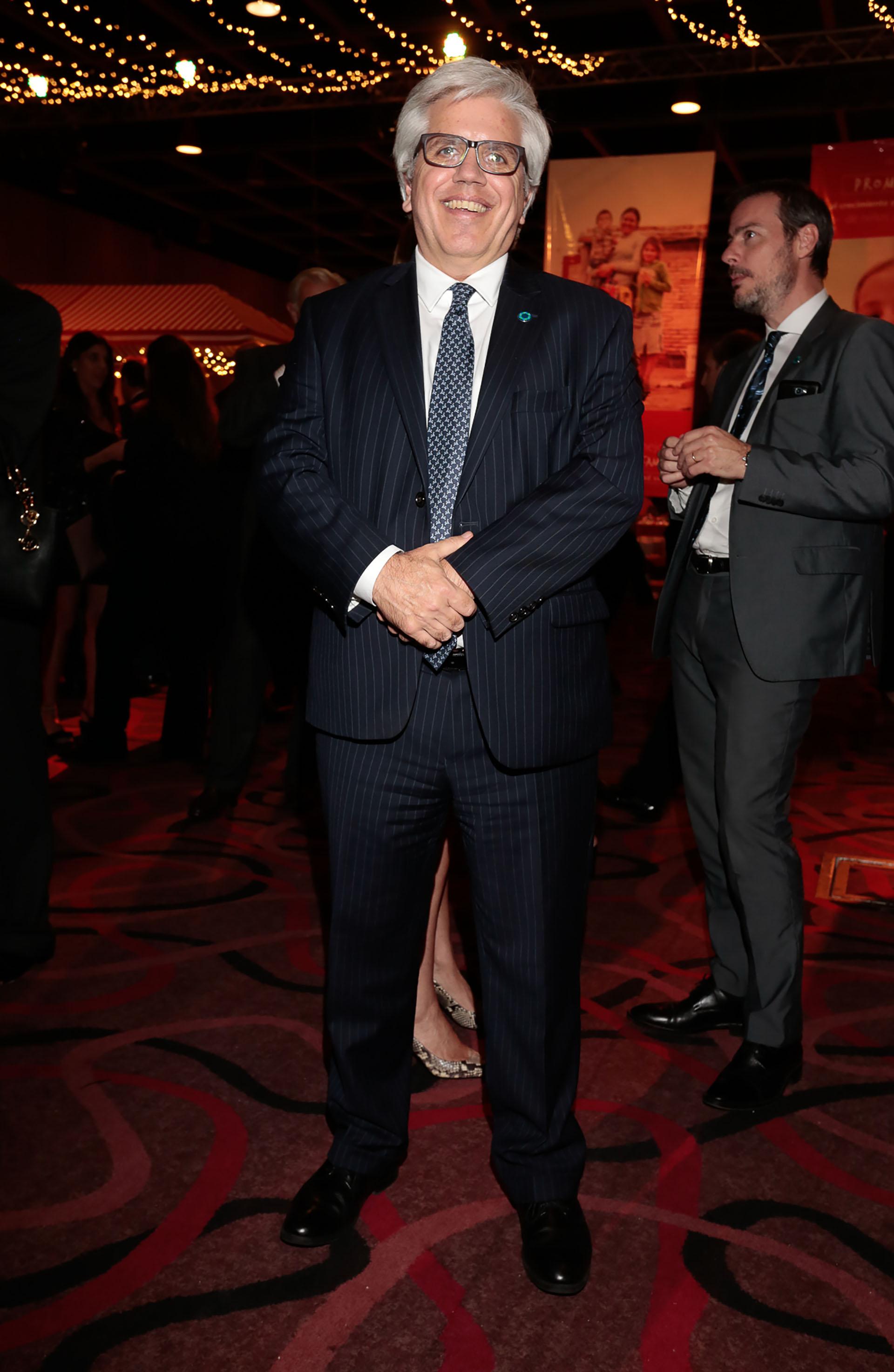 Ernesto Allaria, presidente del ByMA (Bolsas y Mercados Argentinos)