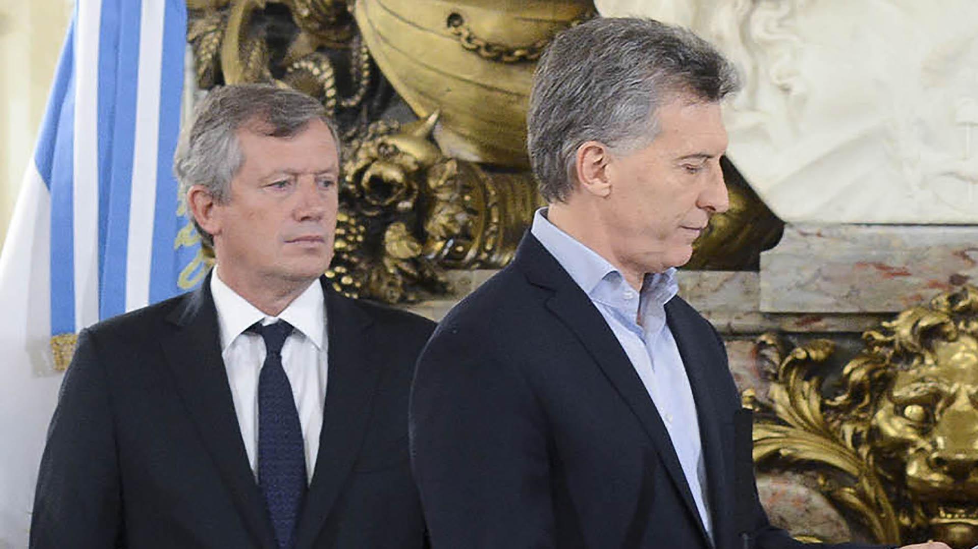 Macri dejó al presidente de la Cámara de Diputados fuera de la mesa política del Gobierno (NA)