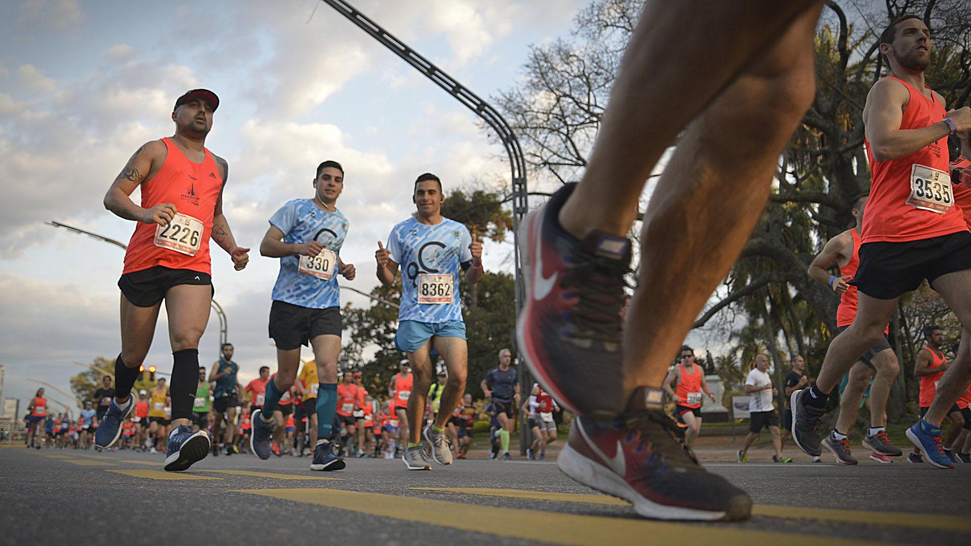 Este año también se puso en juego el Campeonato Sudamericano de Maratón, una competencia organizada por la Confederación Sudamericana de Atletismo. Hubo victorias de Perú entre los hombres y de Ecuador en la rama femenina