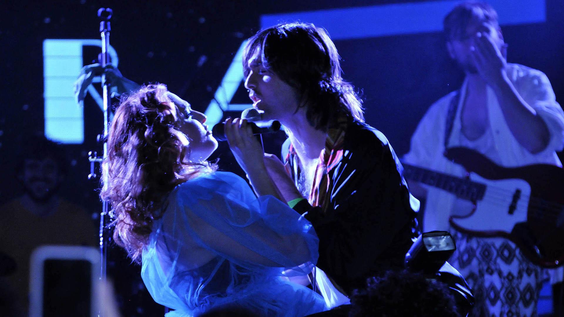Sofía y Joaquín Vitola