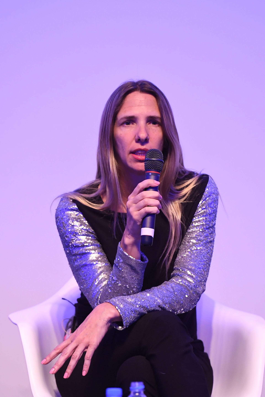 Dolores Cortés expuso en el panel de industrias creativas sobre el caso del Parque de la Innovación
