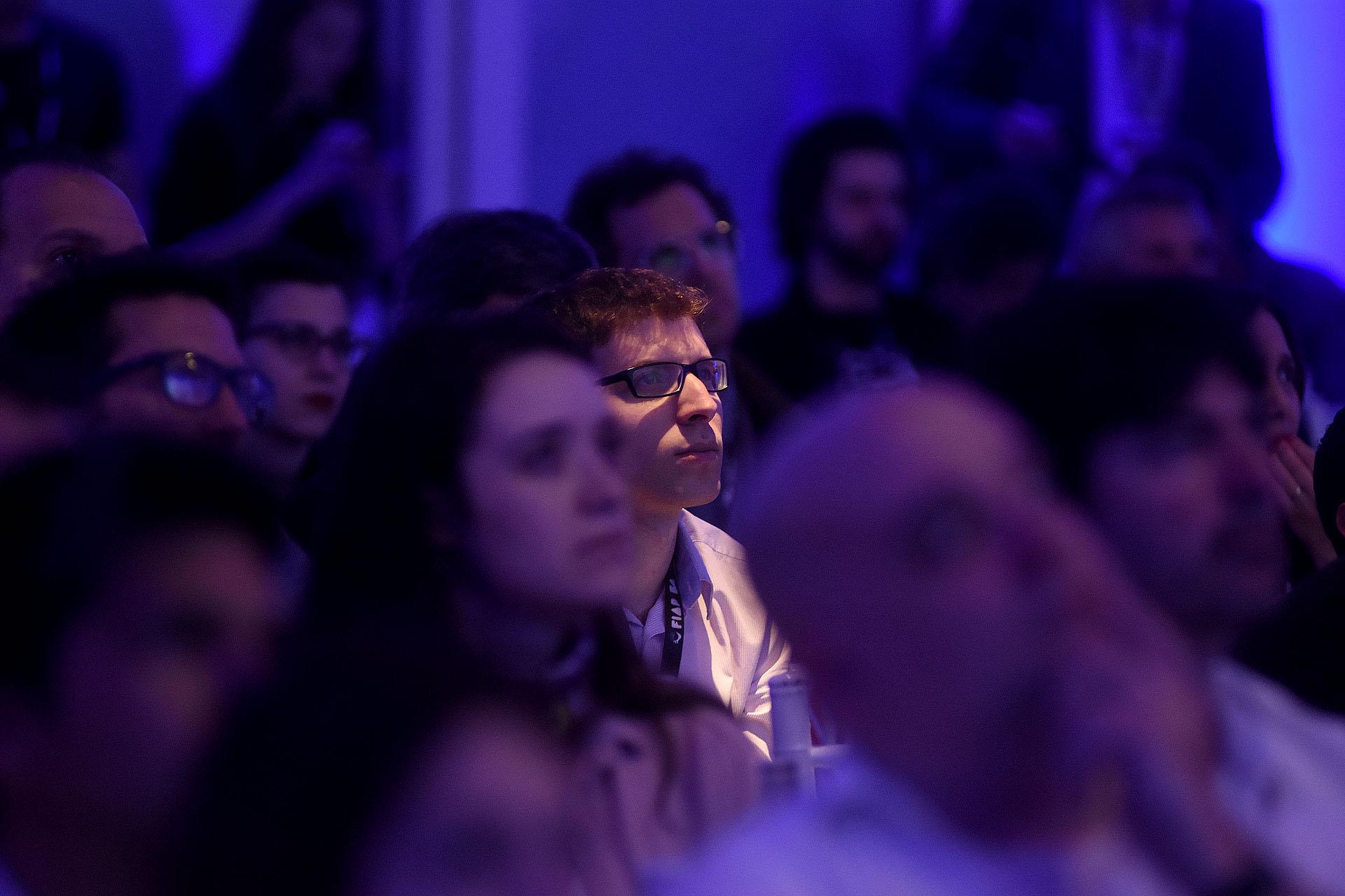 El público mayormente del universo publicitario también lo integraron profesionales de la comunicación, innovación, multimedia y diseño, entre otros. La primera jornada, dedicada a la innovación, del Festival Iberoamericano de la Publicidad fue un éxito