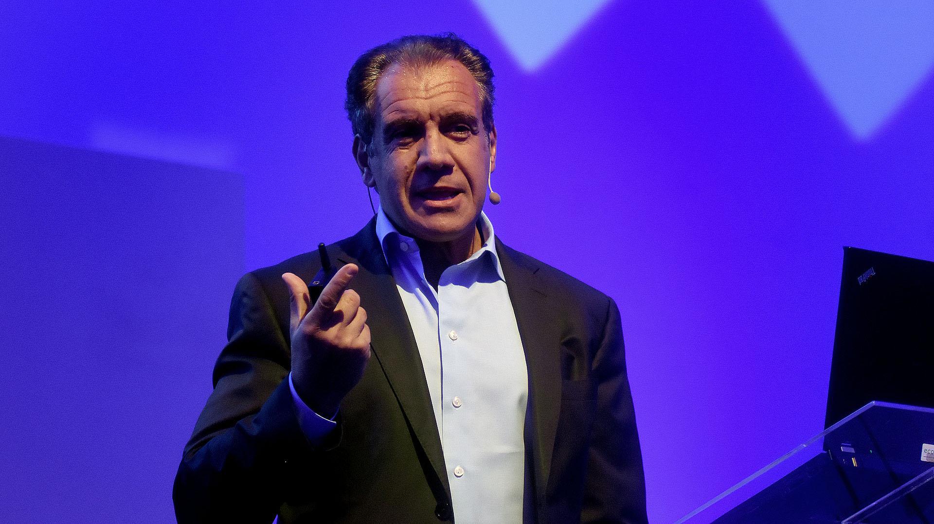 """""""Las redes son un fenómeno de nuestros días. Si no miramos las redes nos perdemos un montón de cosas"""", aseguró Daniel Hadad durante su presentación en el FIAP 2018"""