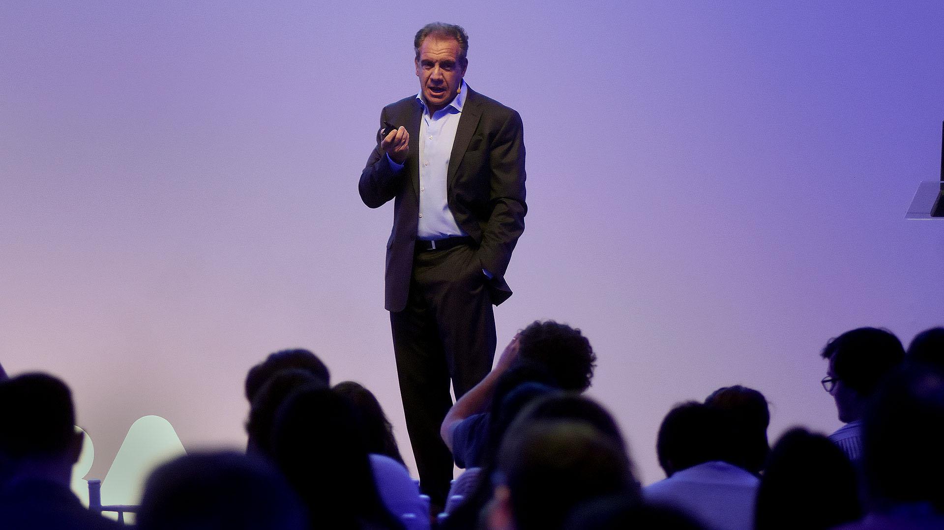 """""""Quien puede entender la emoción de público va a entender el negocio"""", explicó Daniel Hadad"""