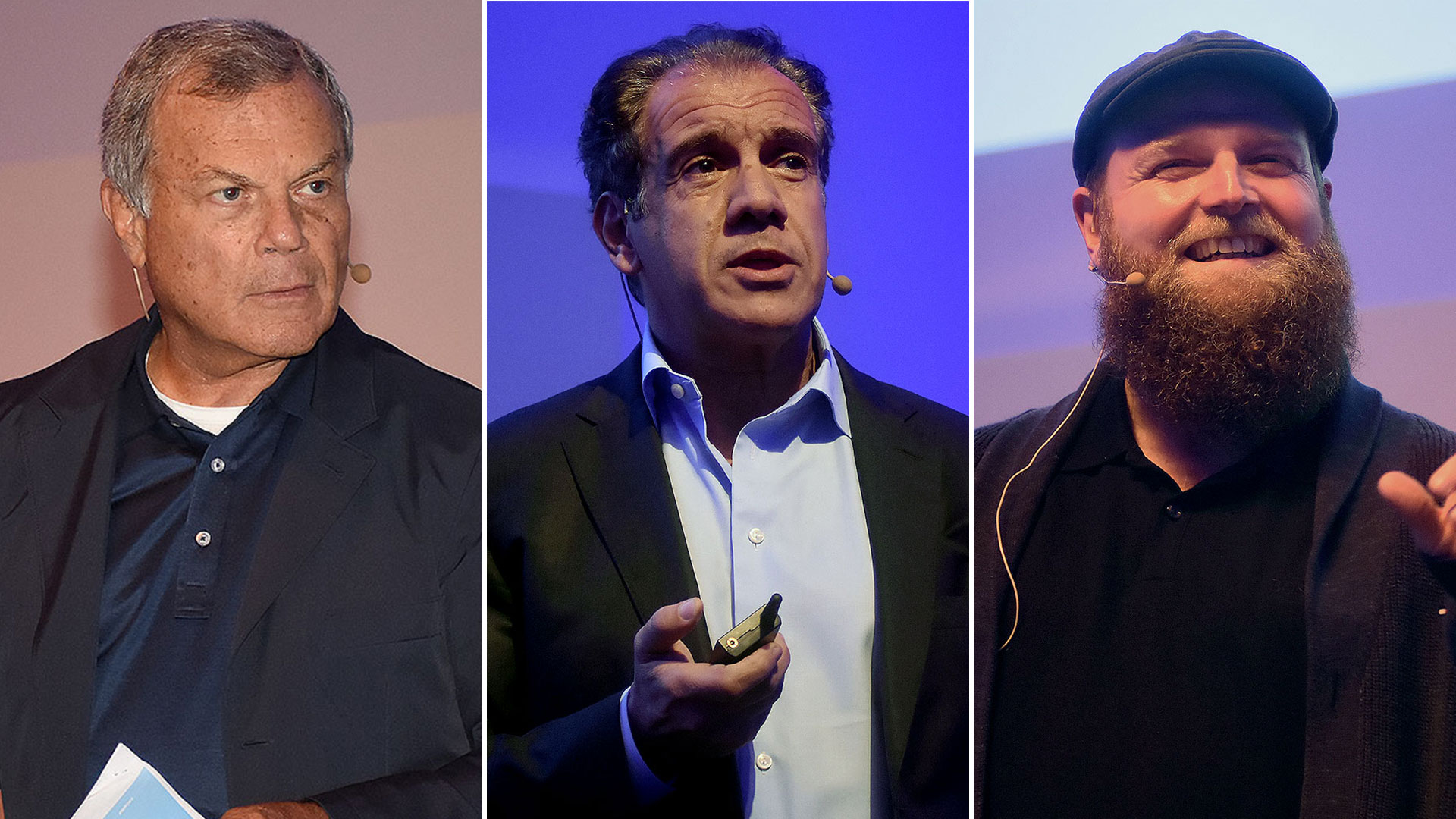 Primer día de la 49va. edición del FIAP 2018 : tres conferencias estimulantes y enriquecedoras para la audiencia sobre comunicación, sociedad y publicidad: Sorrell, Hadad (Infobae) y Ter Haar (MediaMonks).