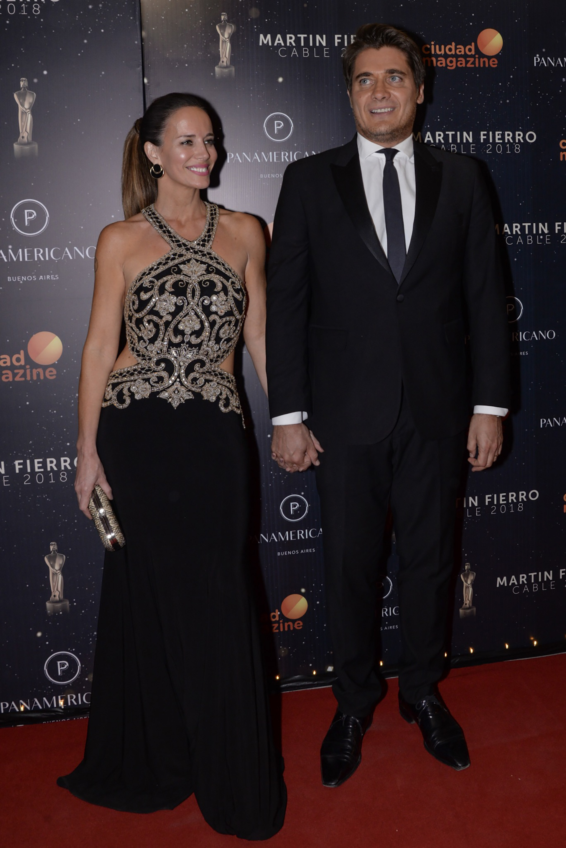 Carolina Prat y Guillermo Andino