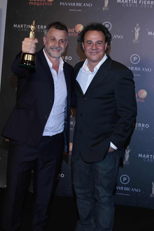 Los hermanos Petersen por su producción culinaria(El Gourmet)