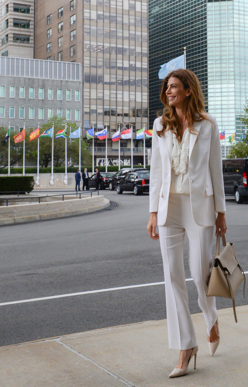 Juliana Awada, logró imponer un estilo fresco y cercano. Conserva un perfil bajo con una agenda de actividades sociales proactiva