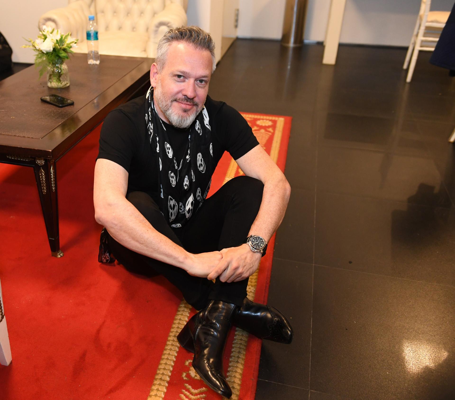 """Kolankowsky, el creativo y productor argentino ganó recientemente un premio Tony por el musical """"Once On This Island"""". """"Empecé desde cero en Nueva York y me animé a una nueva vida después de los 40"""", declaró a Infobae."""