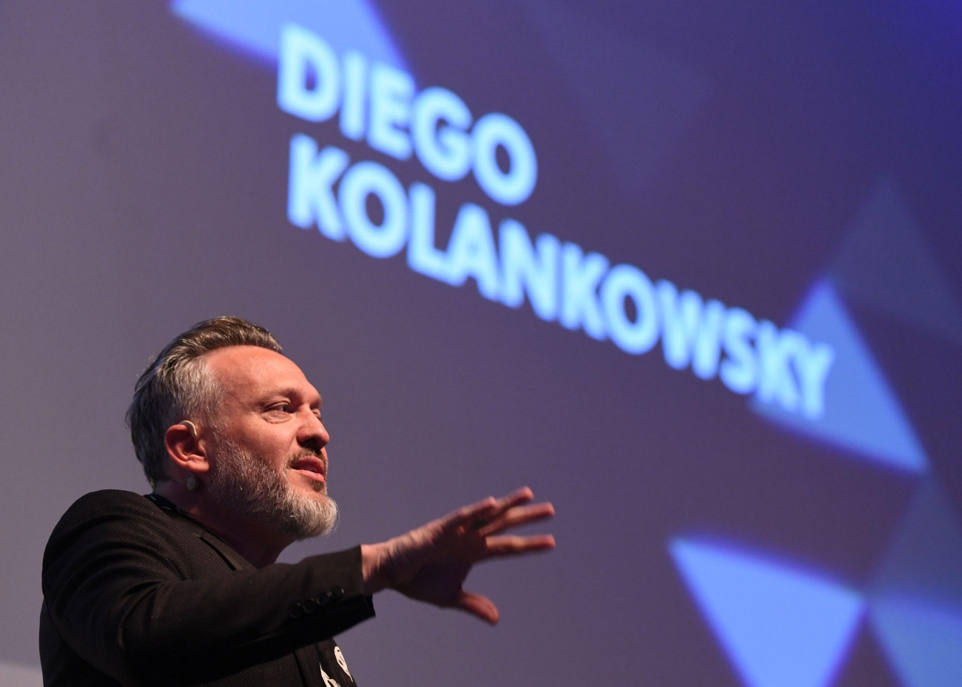 """De Broadway al Faena Arts Center: la historia de vida de Kolancowsky resulta inspiracional """"De todas las cosas que me pasaron, no sé cuantas fueron por talentoso o por estar atento"""""""