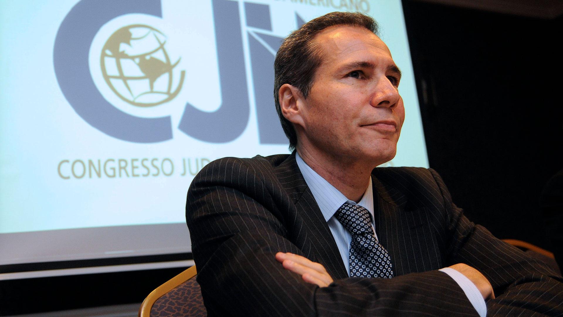 """Indij no dudó: """"Estamos convencidos de que Nisman fue asesinado"""" (foto NA)"""