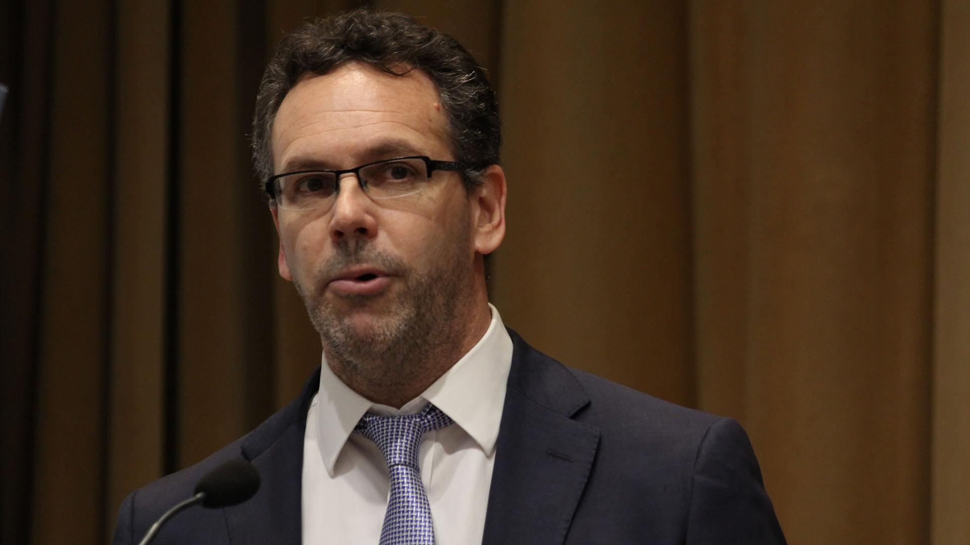 Guido Sandleris, presidente del Banco Central (Matías Baglietto)