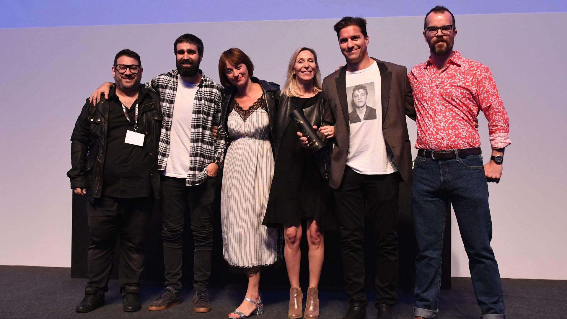 Otros ganadores de la categoría Anuncios del FIAP