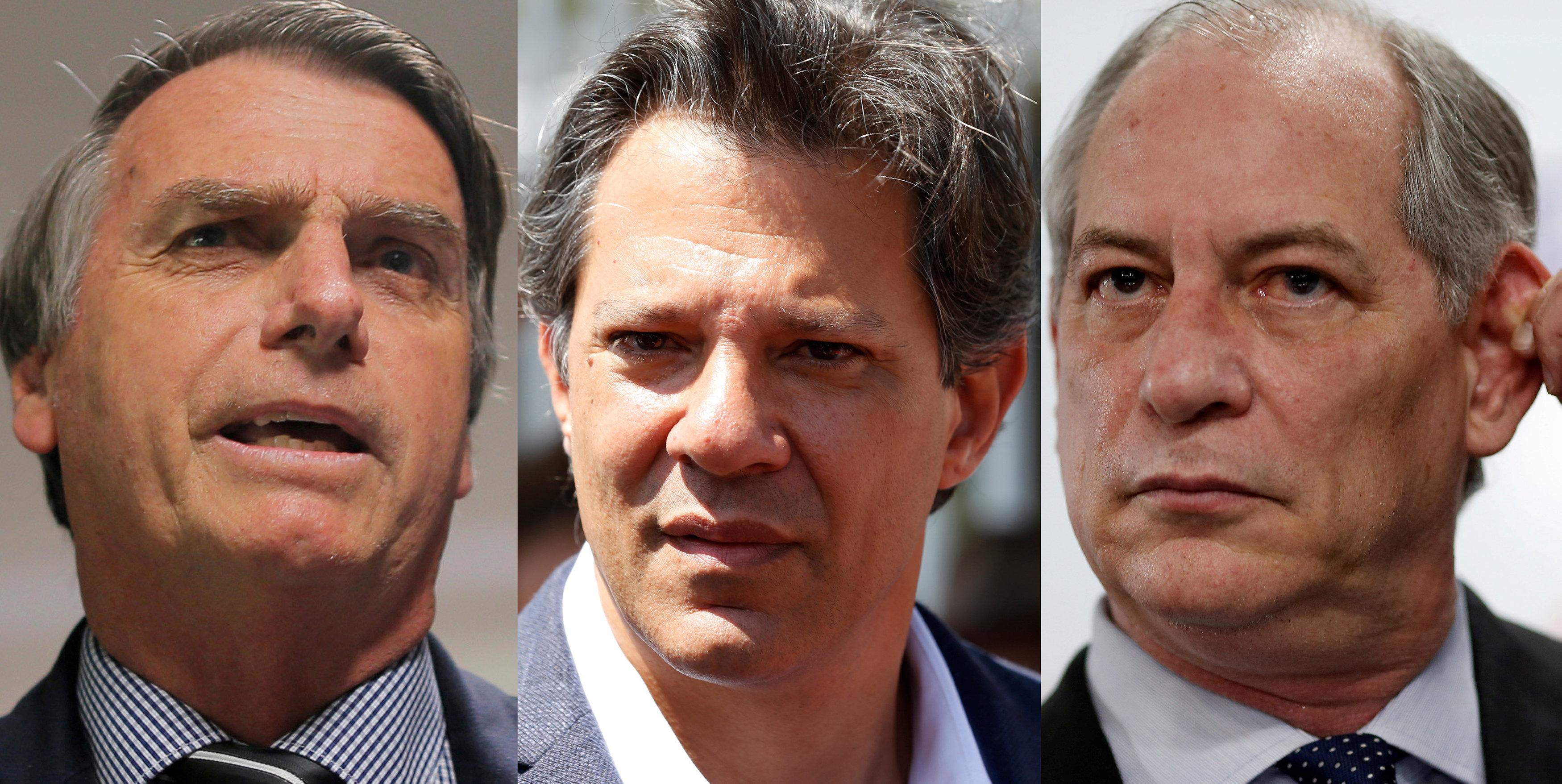 Fernando Haddad, sucesor de Lula, logra despegar en las encuestas