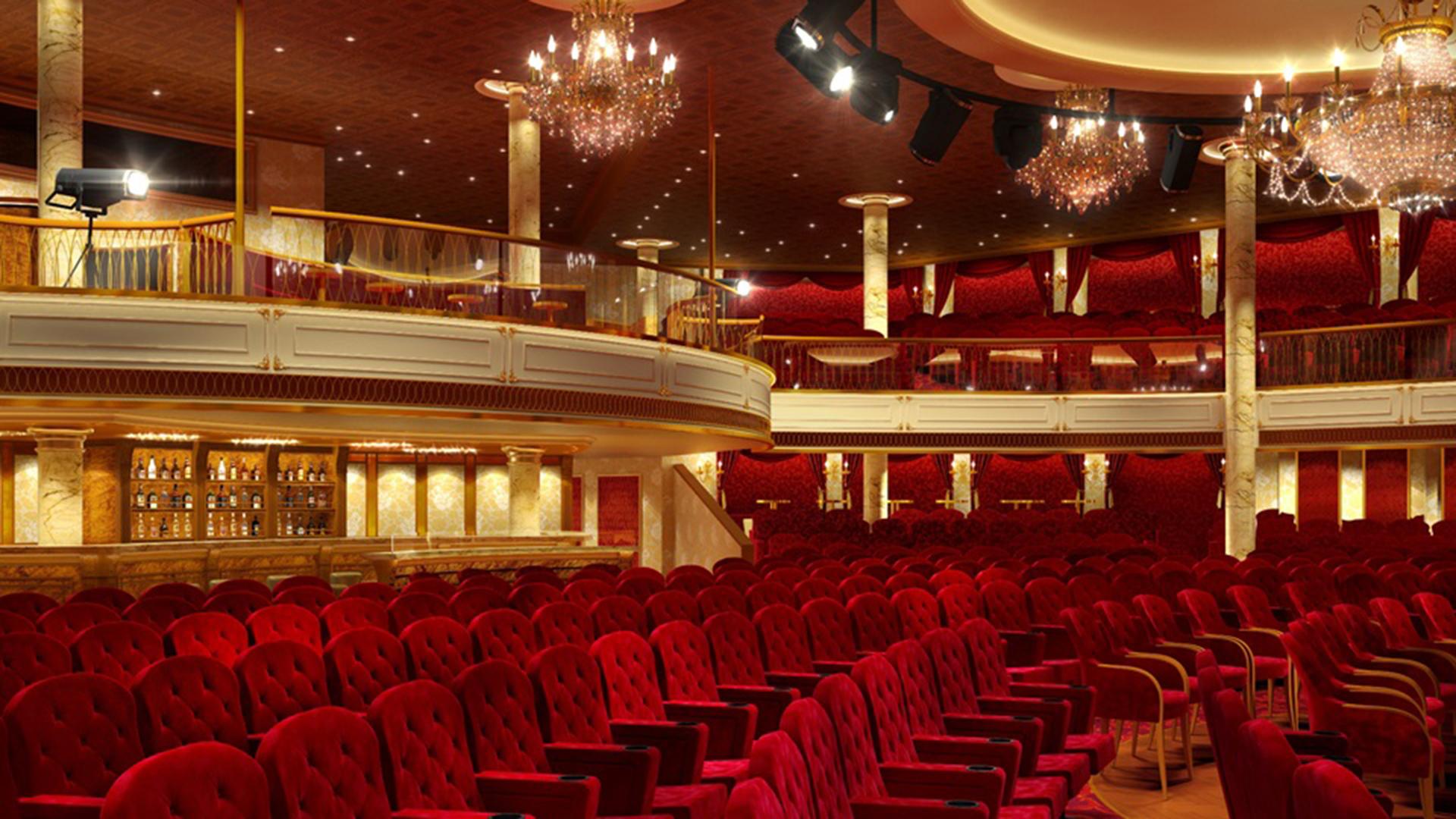 Teatro Rosso.
