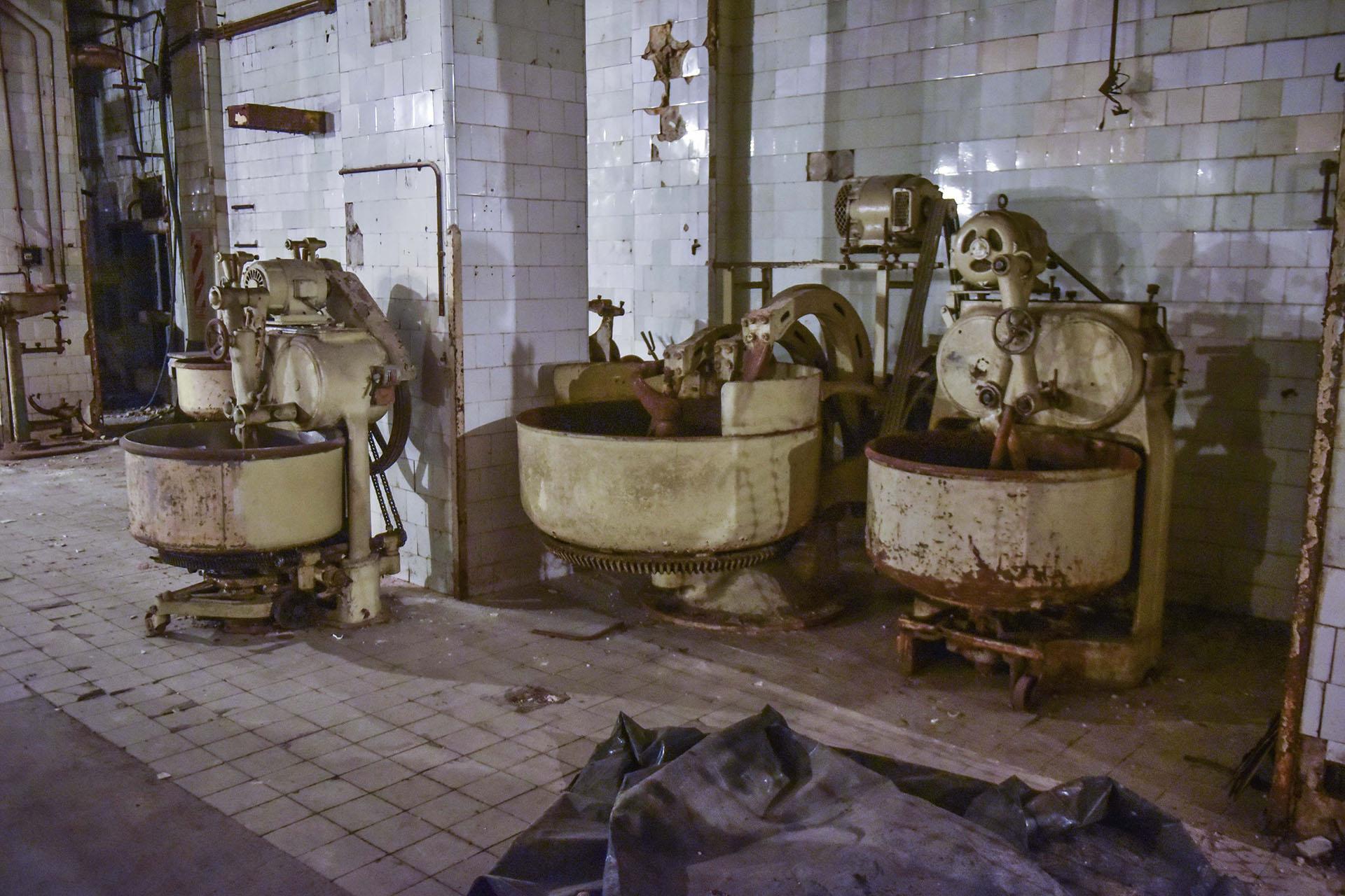 Entre las décadas del '10 y del '40 la cocina funcionaba las 24 horas