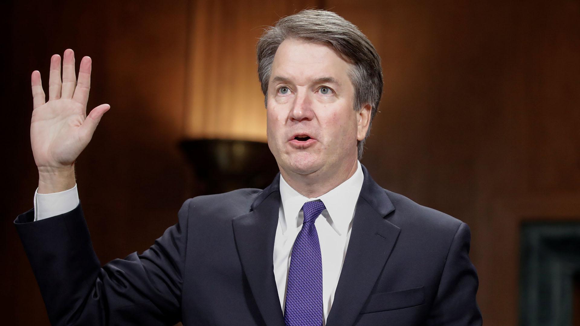 Brett Kavanaugh (Reuters)