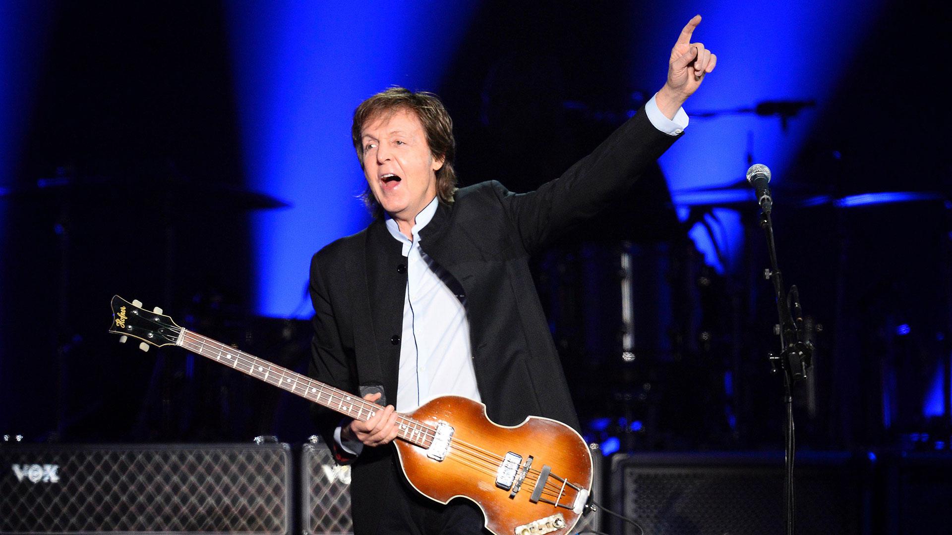 Paul McCartney (AFP)