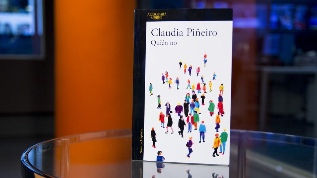 Claudia Piñeiro_InfobaeTV_Septiembre_1