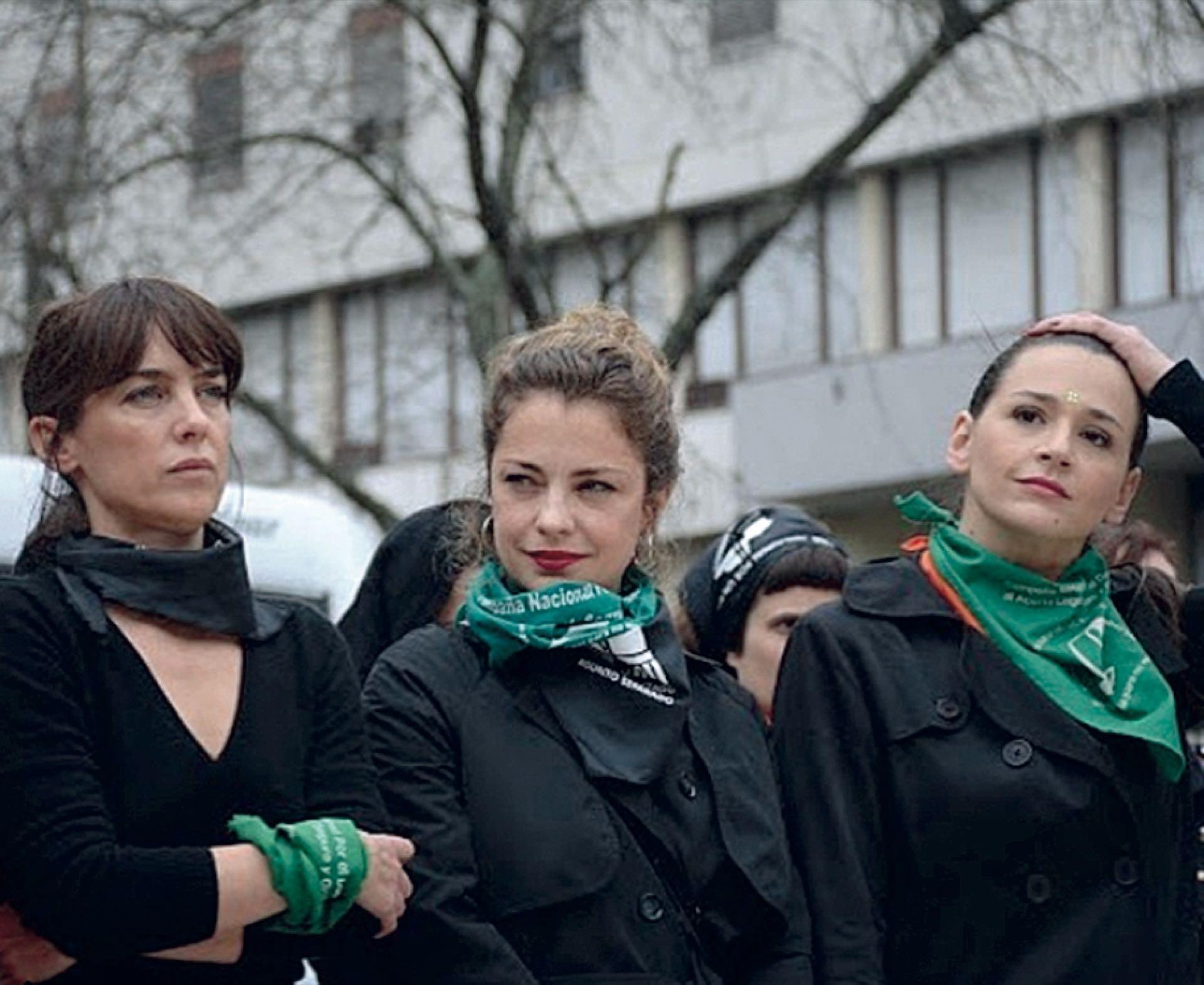 Dolores Fonzi (Revista Gente)