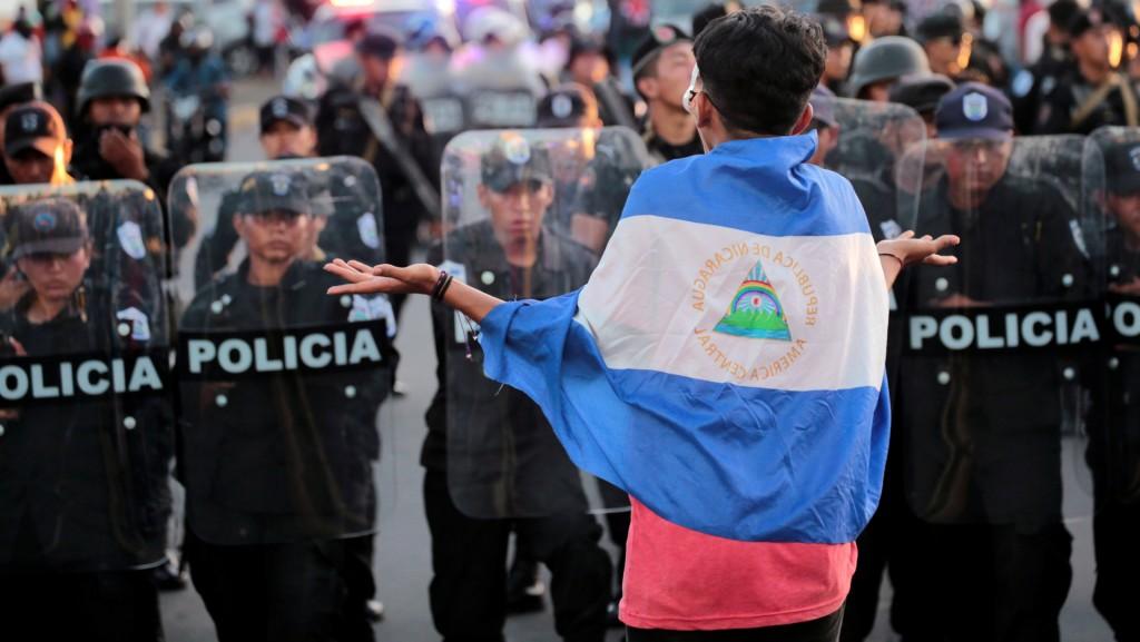 Denuncian la desaparición de decenas de presos políticos en una cárcel de Nicaragua