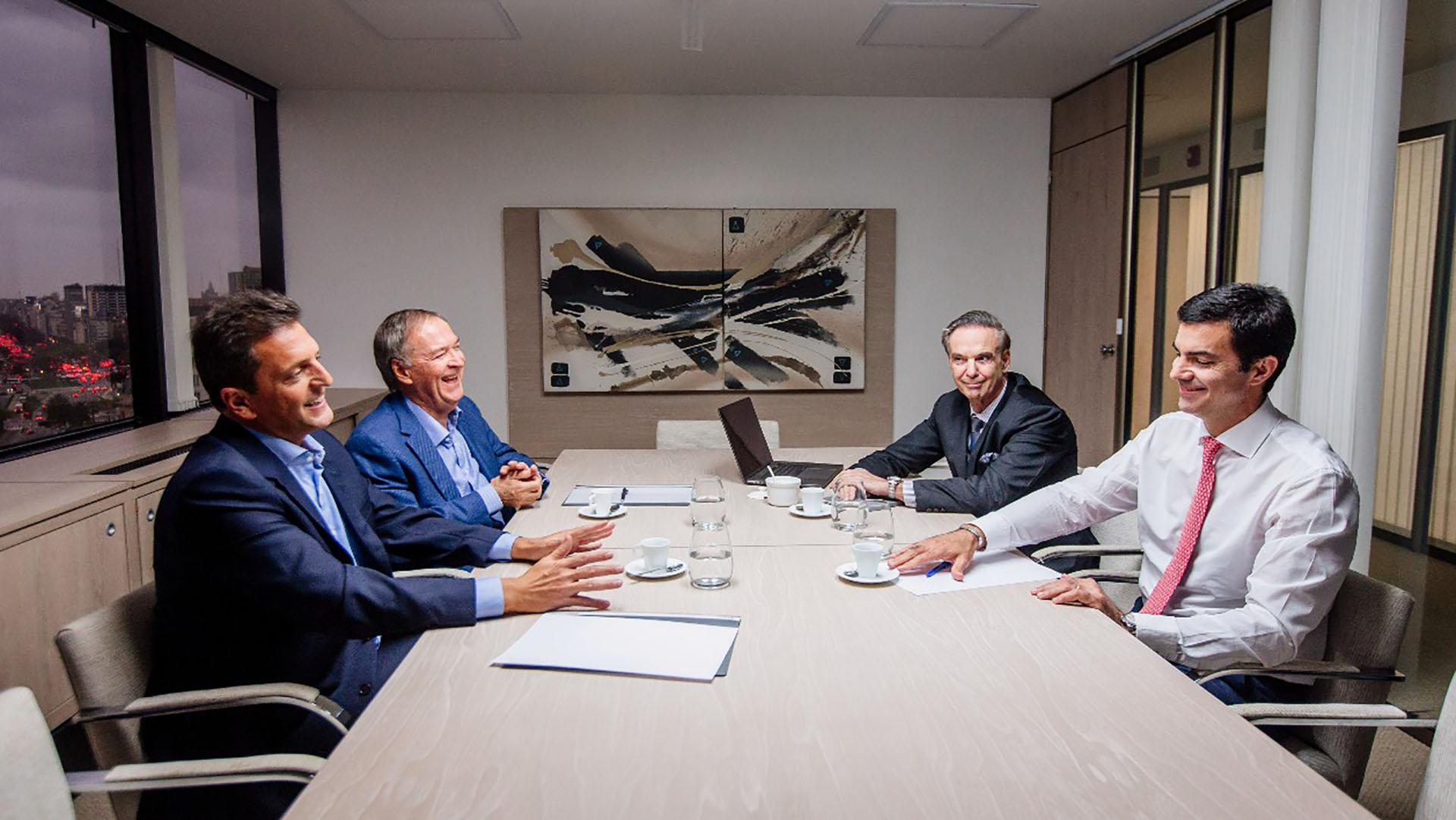 """""""Veremos efectivamente el año que viene si soy candidato o no"""", dijo el gobernador de Salta"""