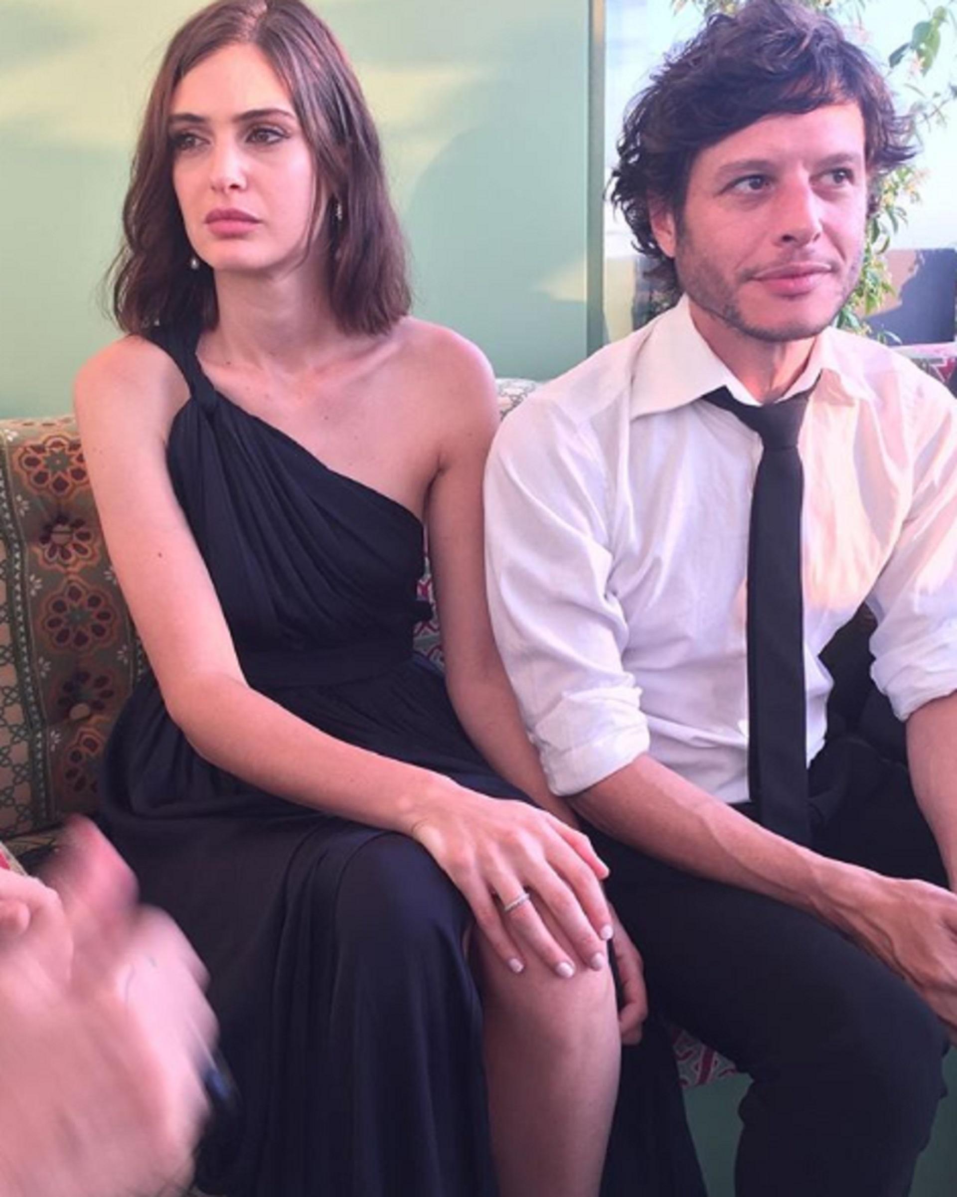 Mía Flores Pirán y Luis Ortega están en pareja desde principios de 2017