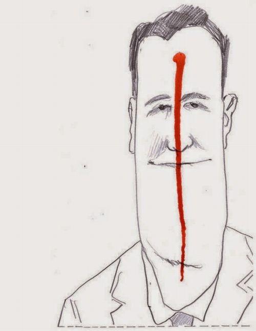 Alberto Nisman, por Hermenegildo Sábat
