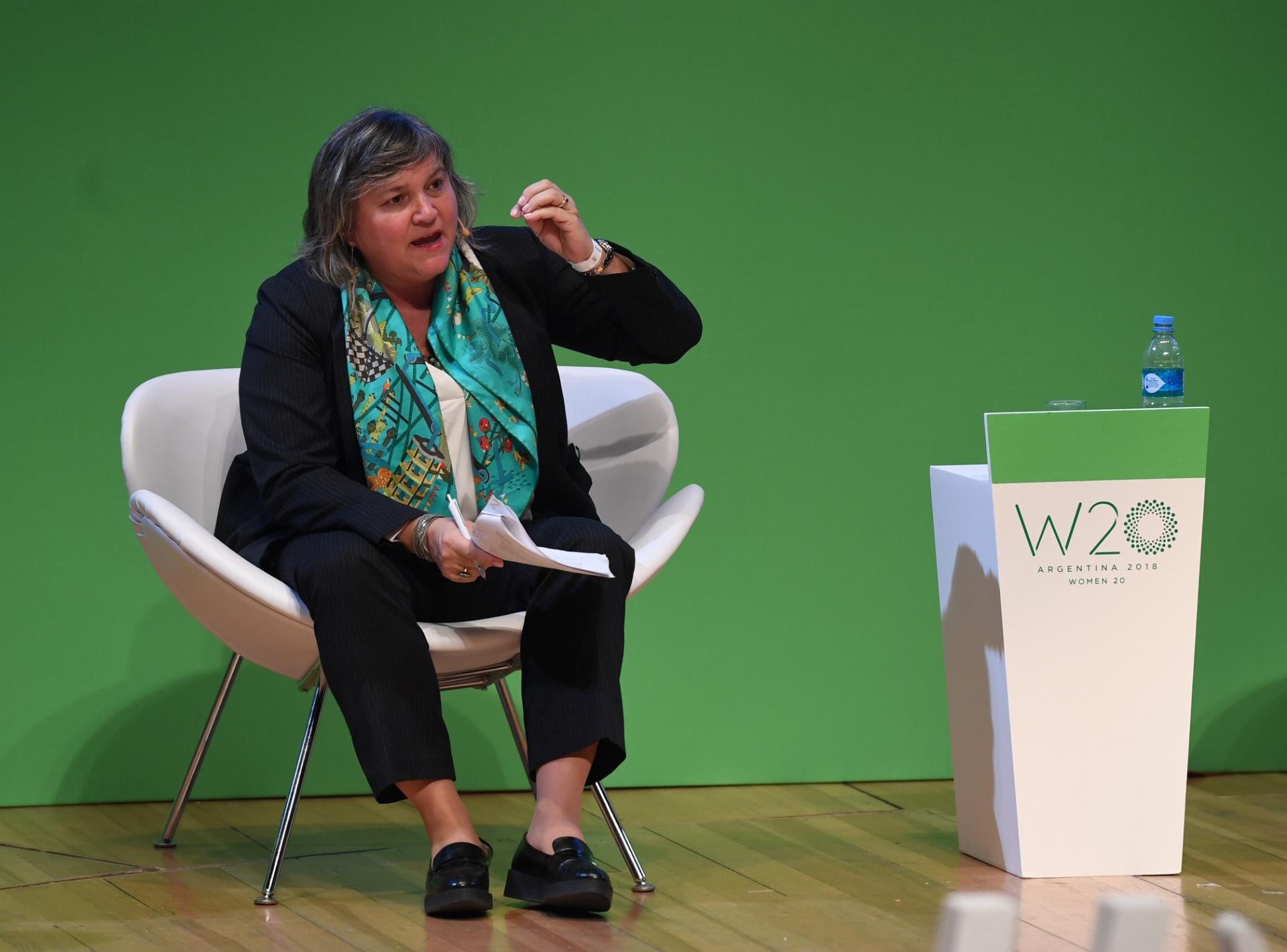 María Noel Vaeza, de ONU Mujeres