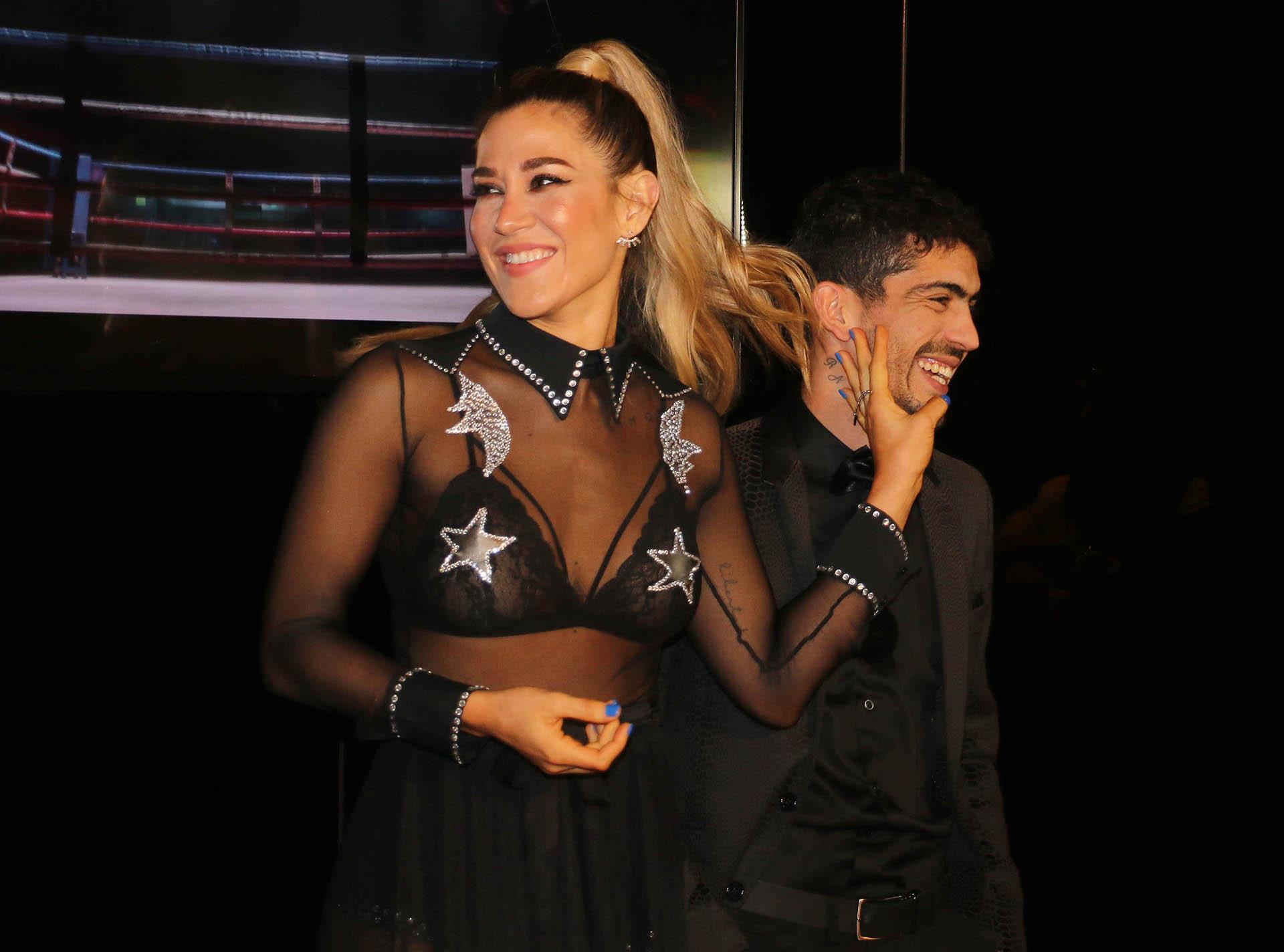 La buena onda después del amor, o la pasión: Jimena y Rodrigo