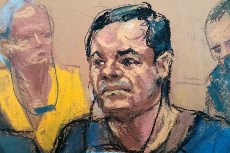 """Mhoni Vidente señaló que el juicio de Joaquín """"El Chapo"""" Guzmán, durará (Foto: Archivo)"""