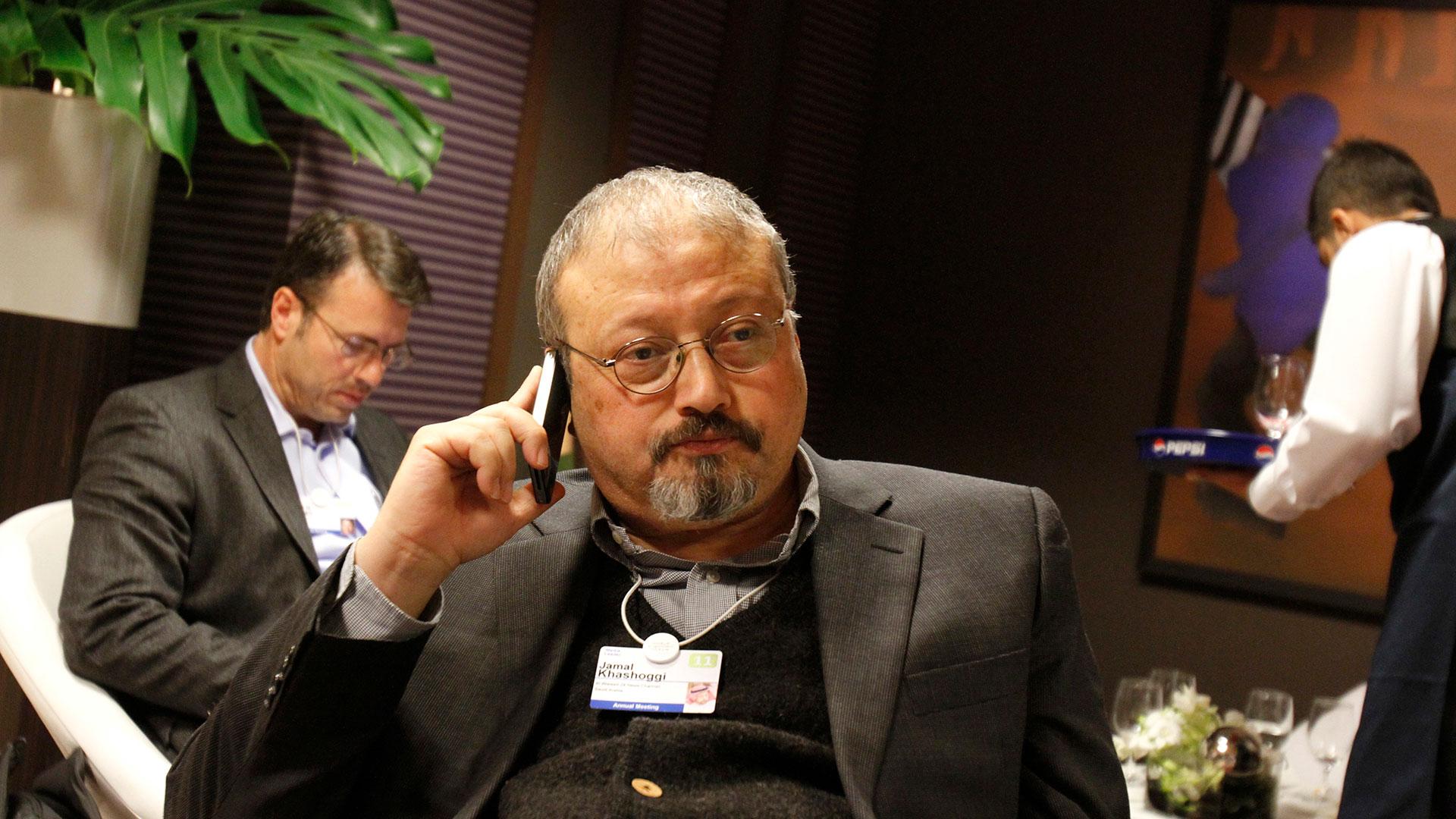 Jamal Khashoggi (AP)