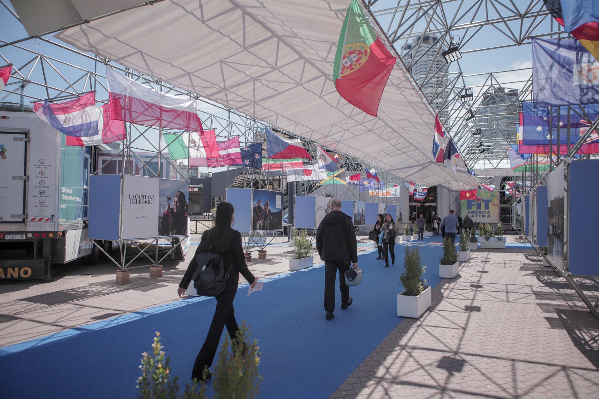 La Feria Internacional de Turismo de América Latina se realizó del 29 de septiembre al 2 de octubre en el predio La Rural, de Palermo de la Ciudad de Buenos Aires