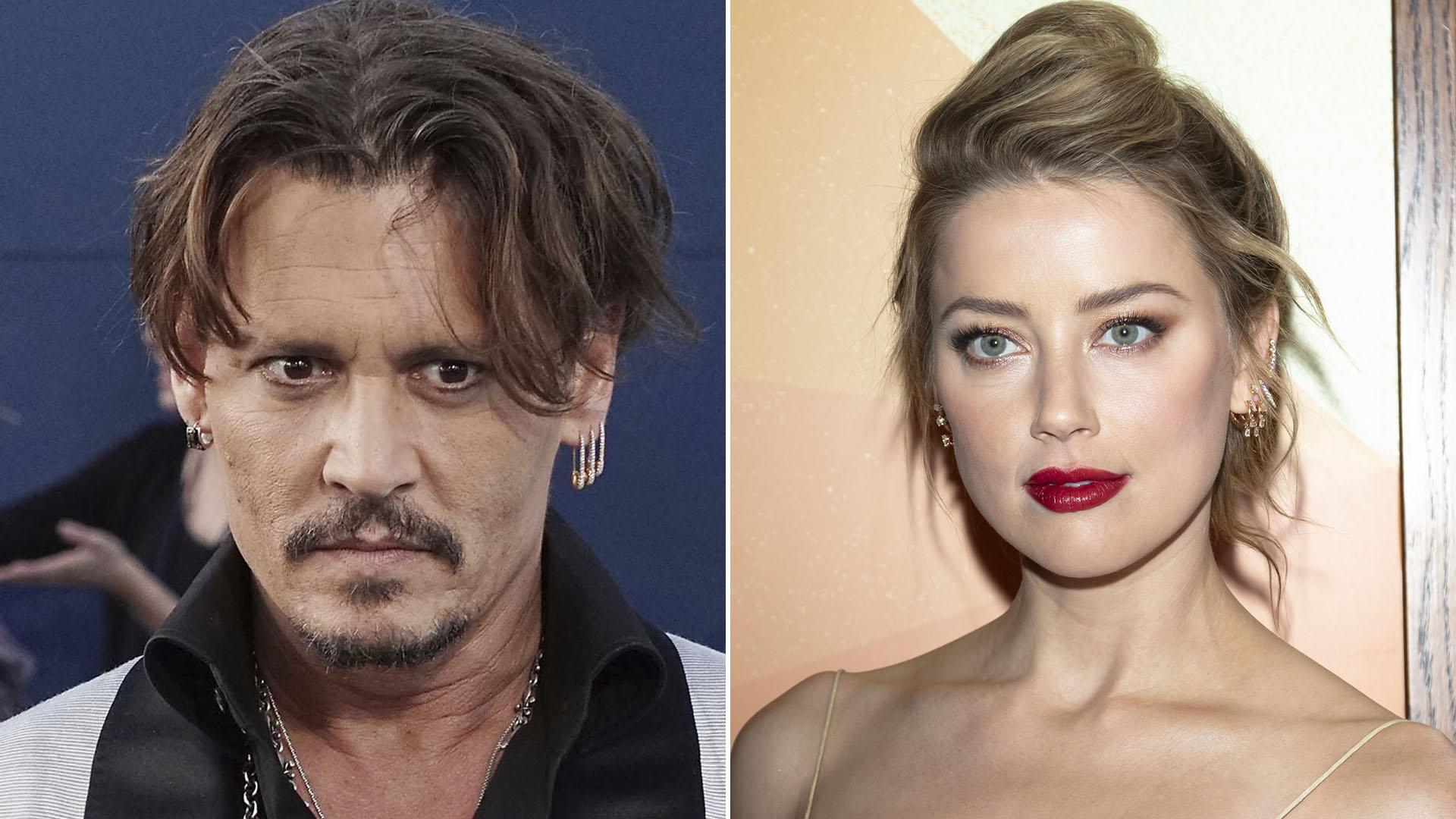 Continúa la guerra entre Johnny Depp y Amber Heard